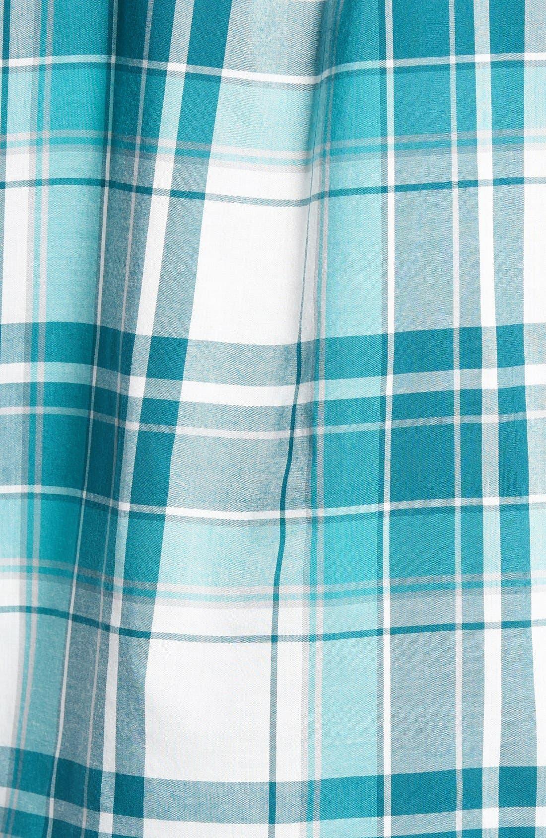 Alternate Image 5  - O'Neill Plaid Woven Shirt
