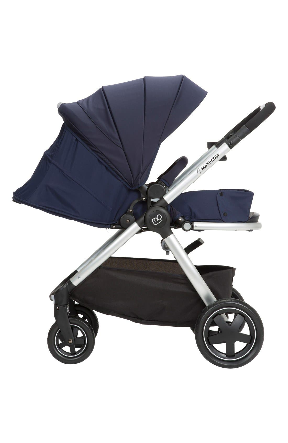 Adorra Travel System,                             Alternate thumbnail 3, color,                             Navy