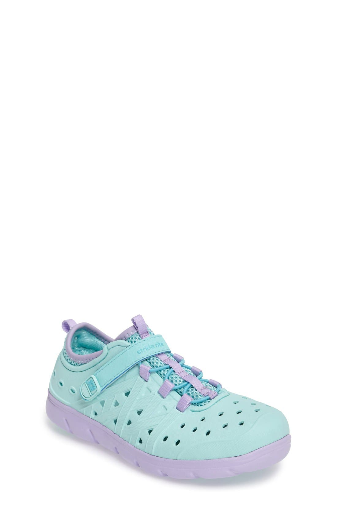 Made2Play<sup>®</sup> Phibian Sneaker,                             Main thumbnail 1, color,                             Turquoise