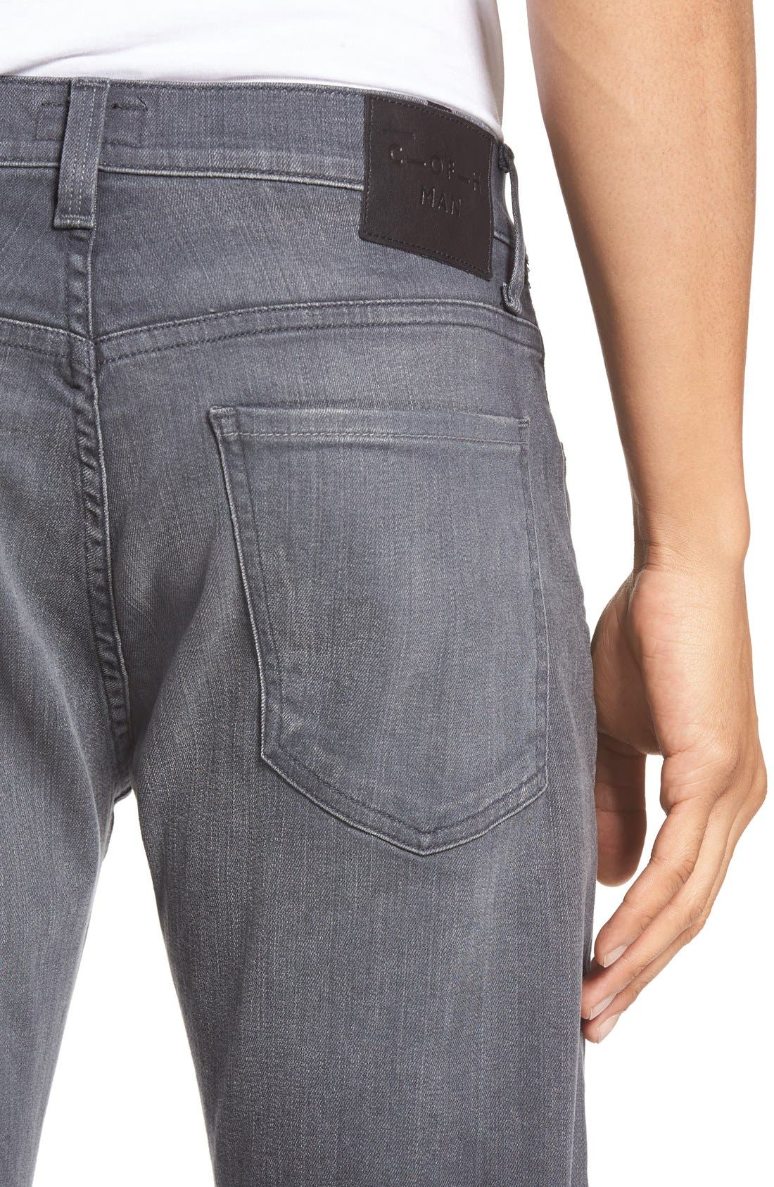 Alternate Image 4  - Citizens of Humanity Core Slim Fit Jeans (Laos)