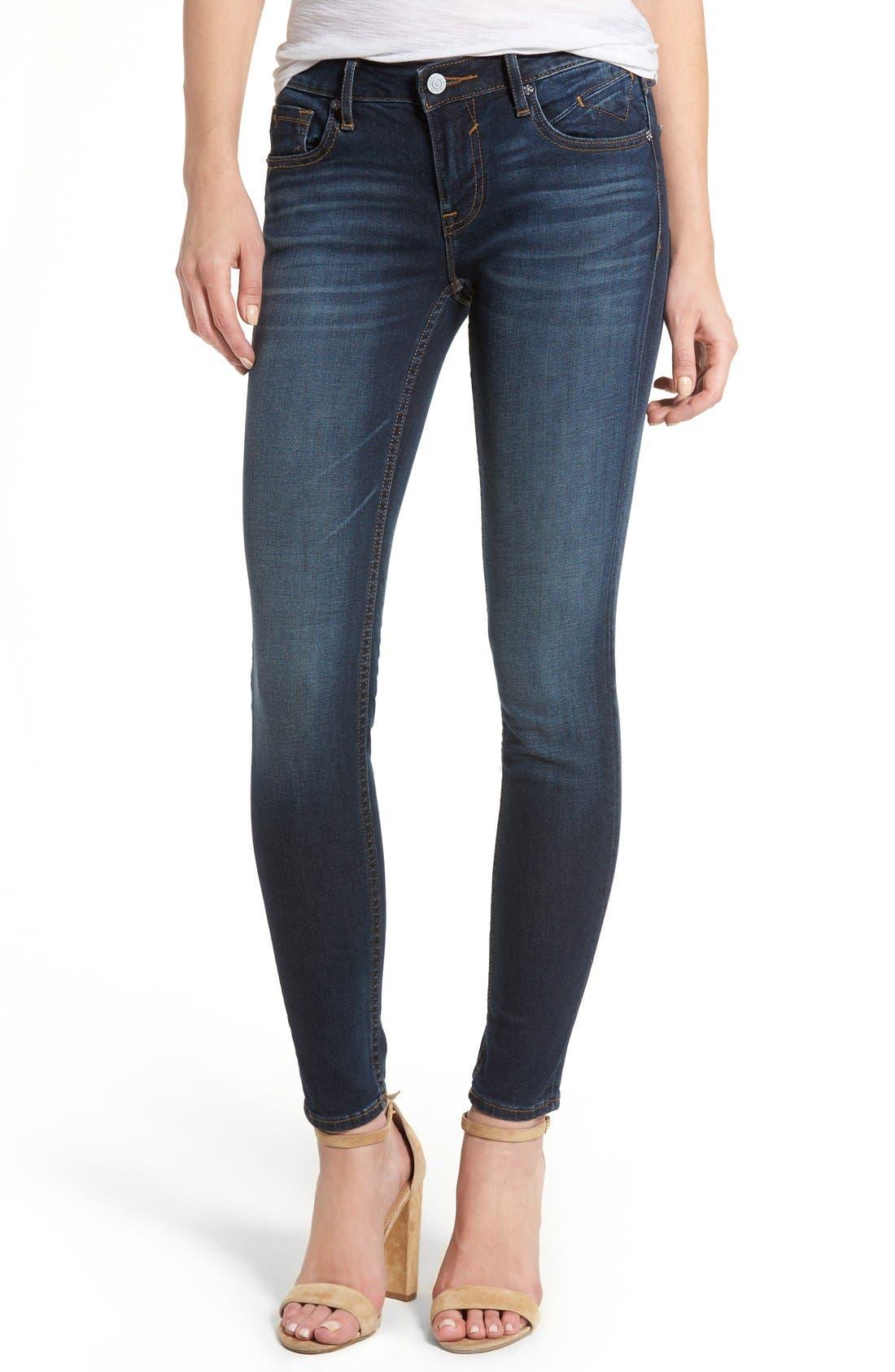 Vigoss high rise skinny jeans