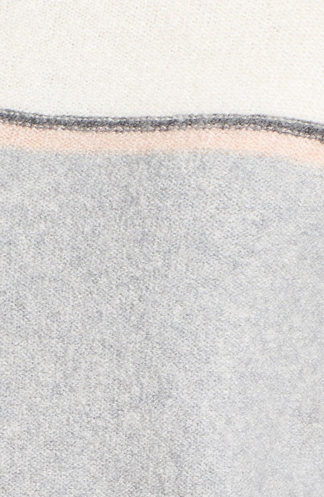 Alternate Image 5  - Caslon® Button Back Sweater (Regular & Petite)