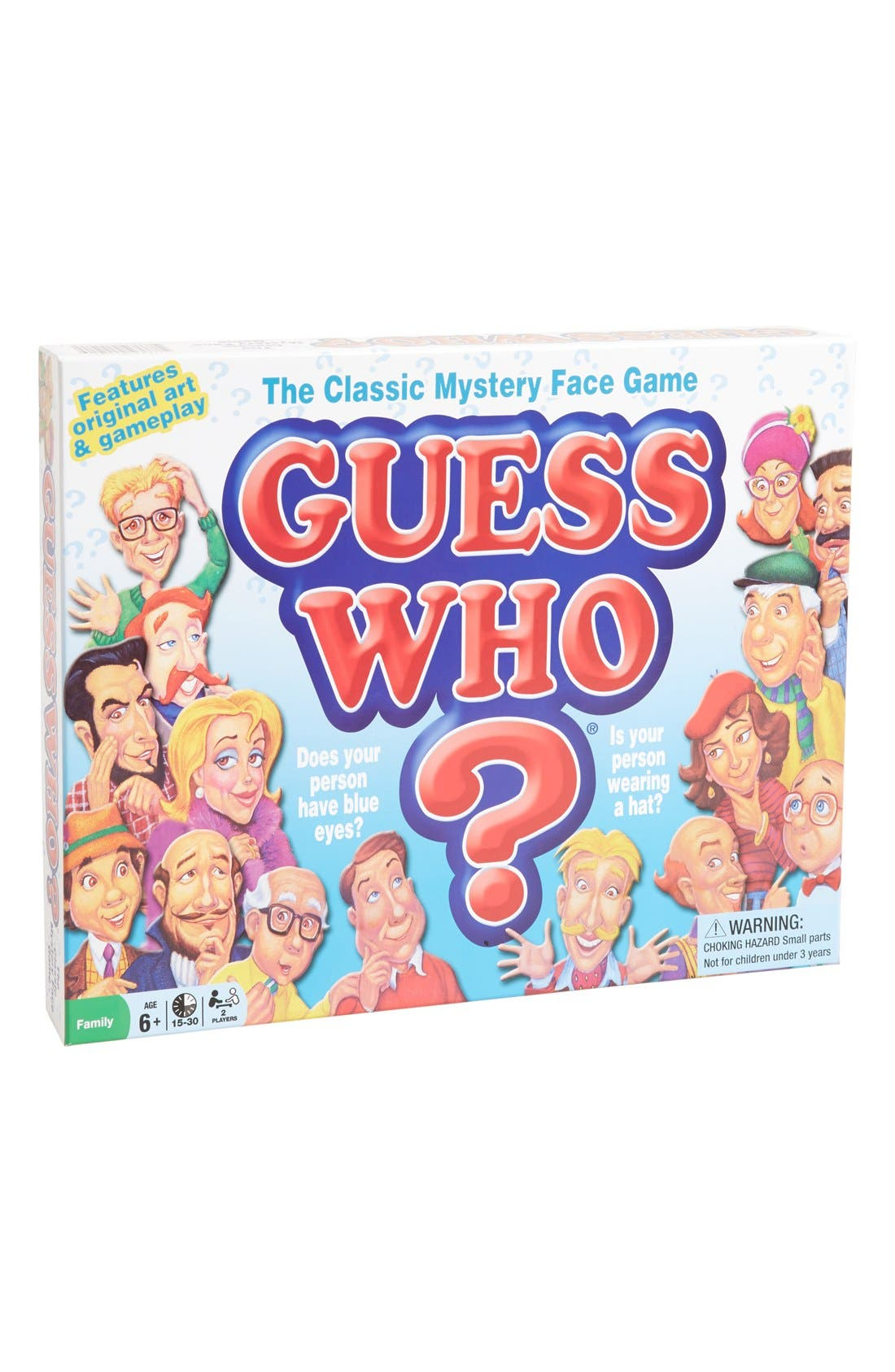 Winning Moves Guess Who? Game