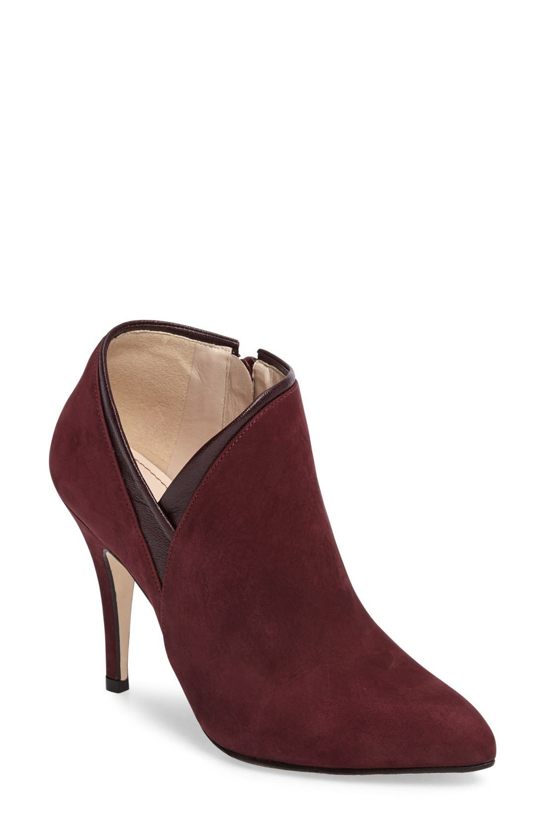 Alternate Image 1 Selected - Klub Nico Royal Pointy Toe Bootie (Women)