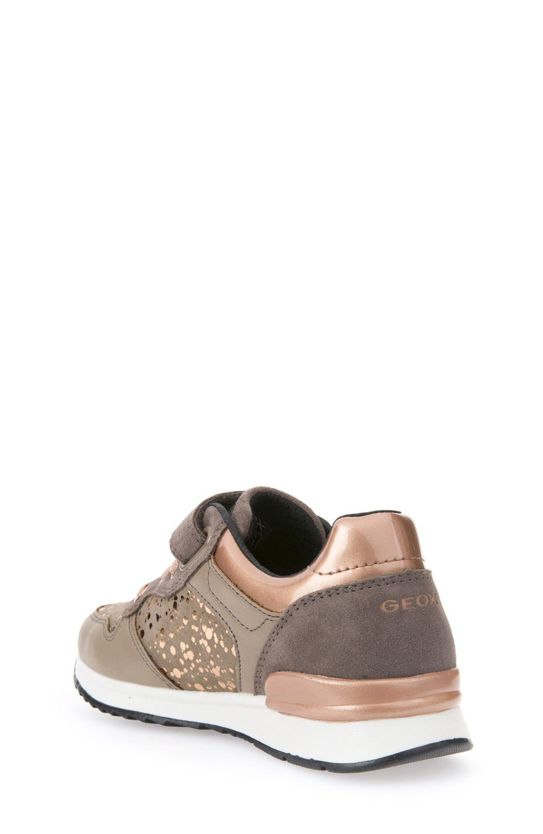 Maisie Sneaker,                             Alternate thumbnail 2, color,                             Dark Beige