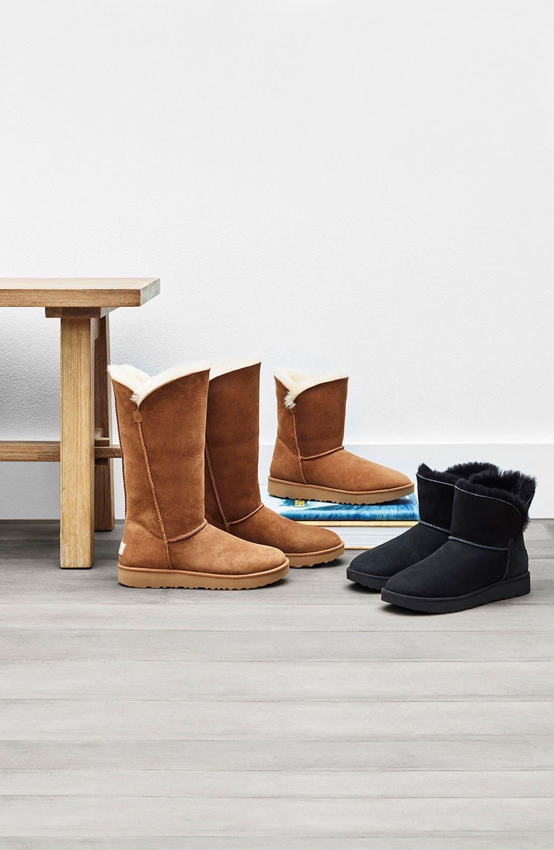 Alternate Image 5  - UGG® Classic Cuff Short Boot (Women)