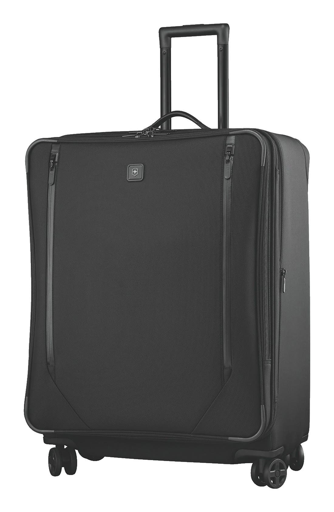 Lexicon 2.0 28-Inch Wheeled Suitcase,                             Main thumbnail 1, color,                             Black
