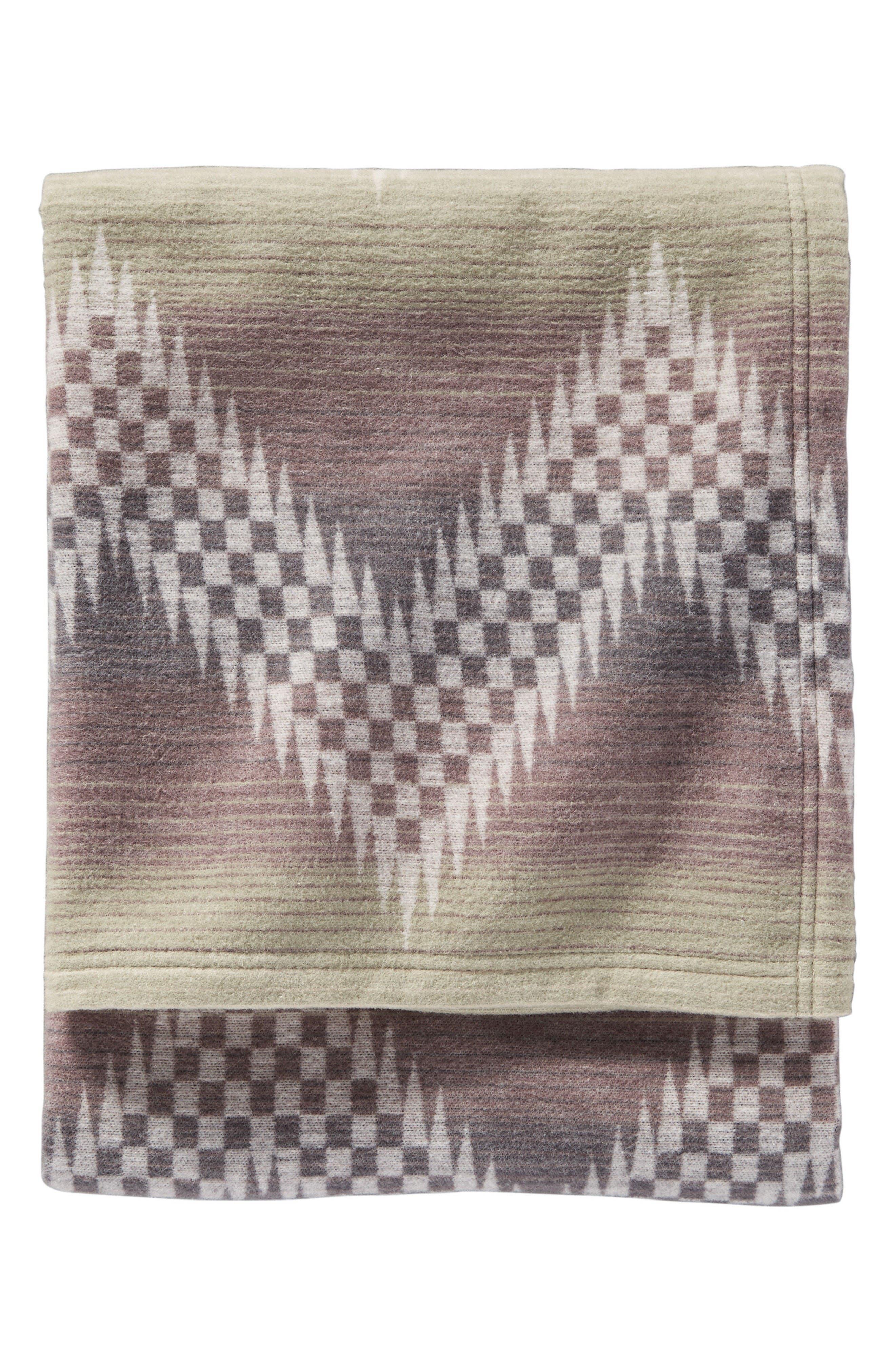 Pendleton Willow Basket Throw Blanket