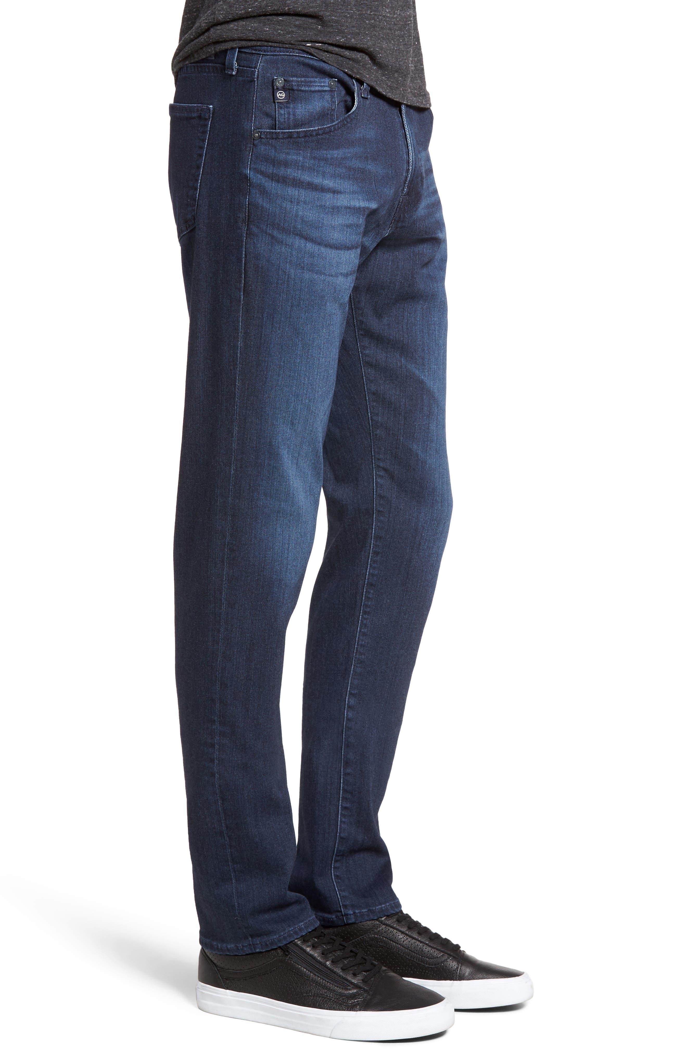 Alternate Image 3  - AG Tellis Slim Fit Jeans (Kast)