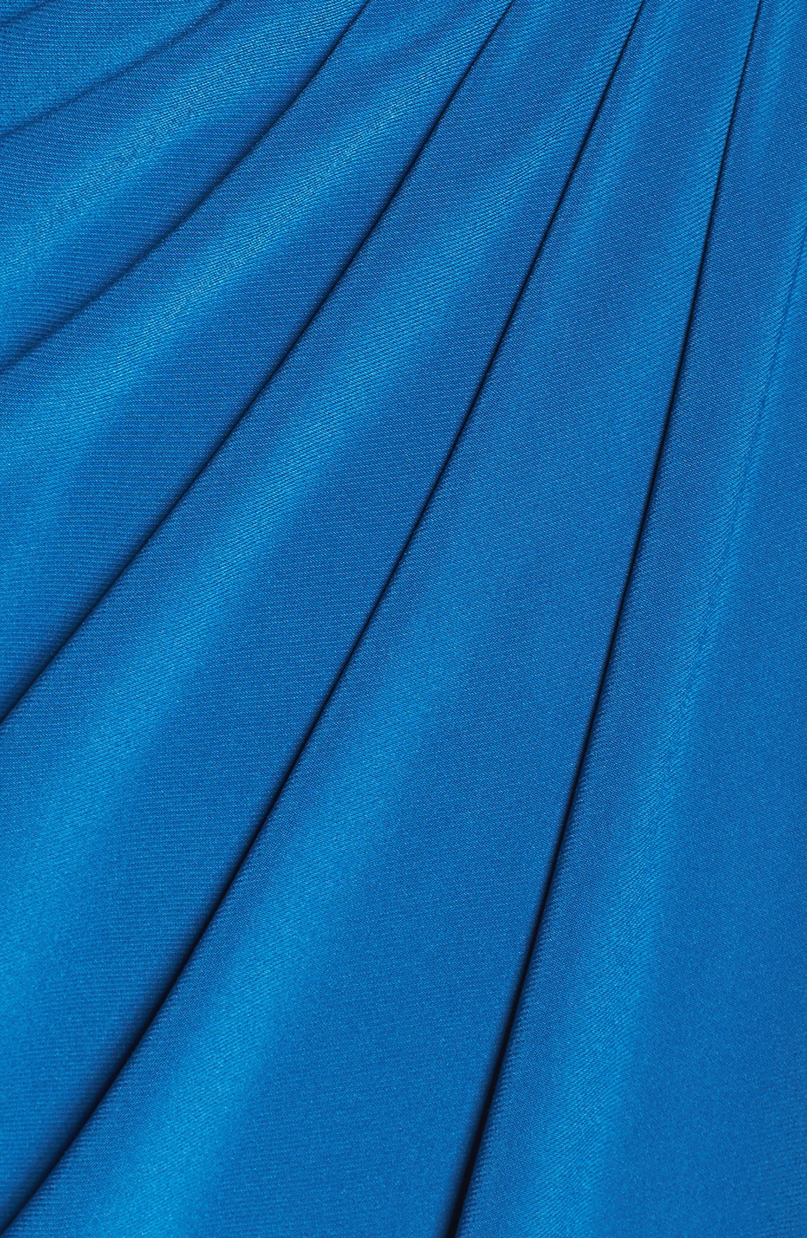 Alternate Image 5  - Adrianna Papell Embellished Wrap Dress (Regular & Petite)