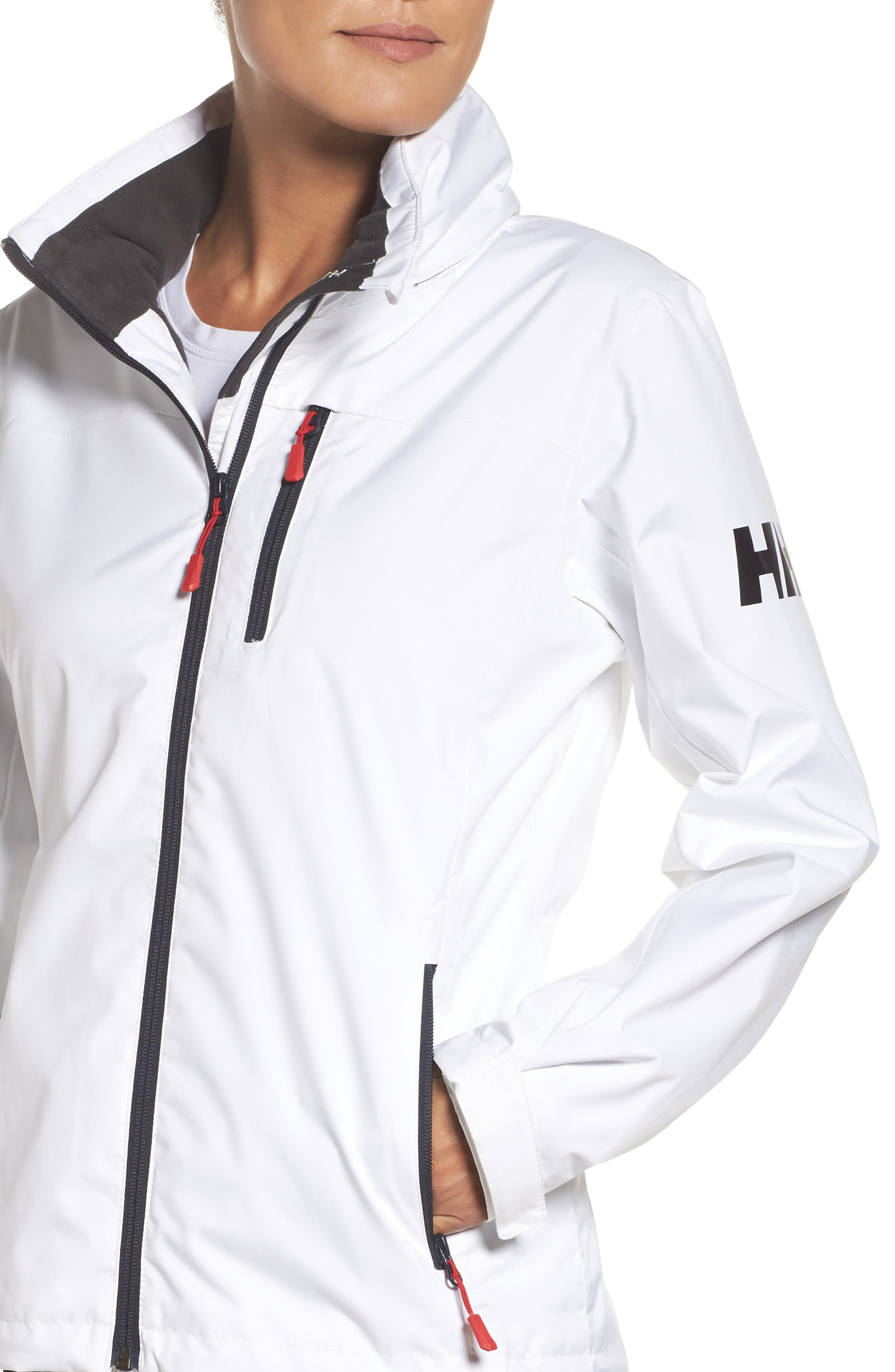 Alternate Image 4  - Helly Hansen Crew Waterproof Jacket