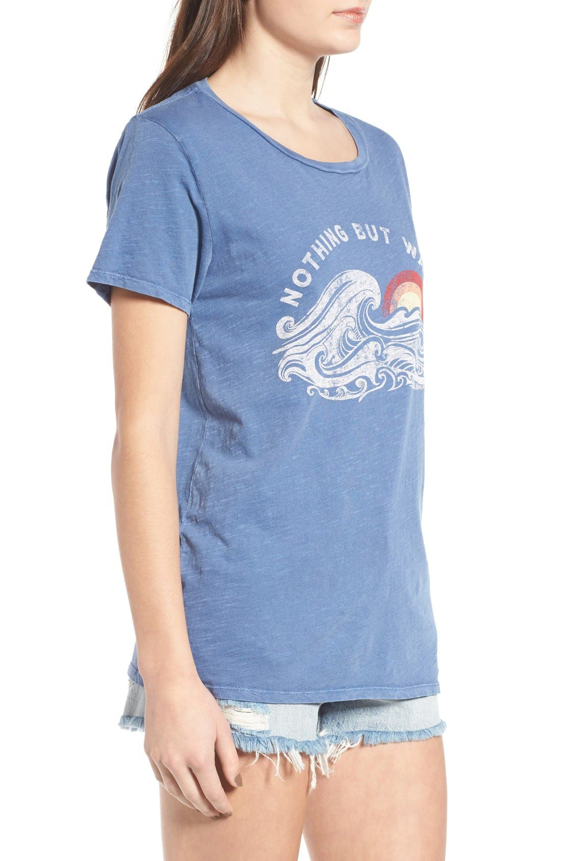 Alternate Image 3  - Billabong Hawaii Waves Graphic Tee