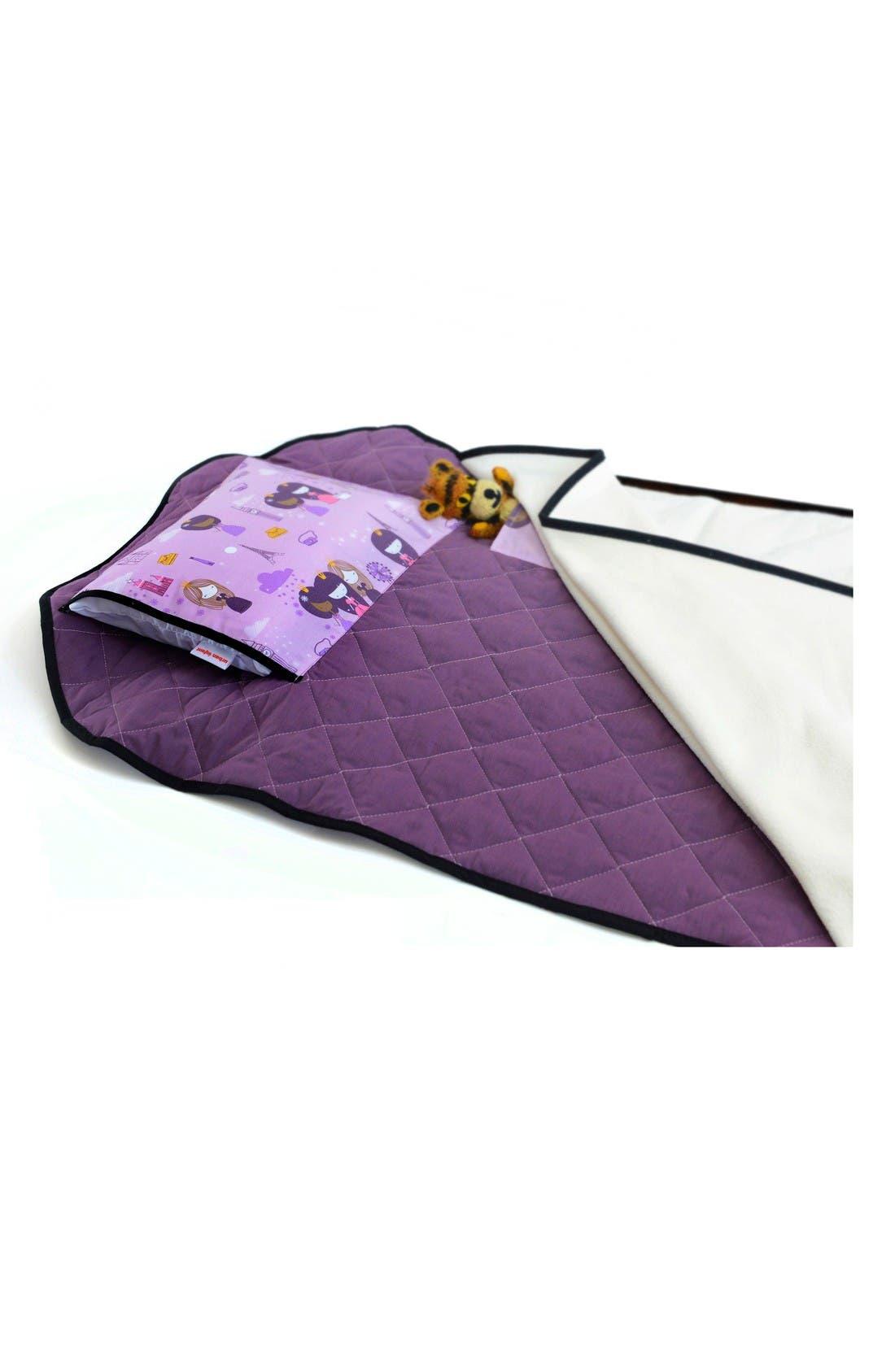 Tot Cot Portable Nap Cot Bedding
