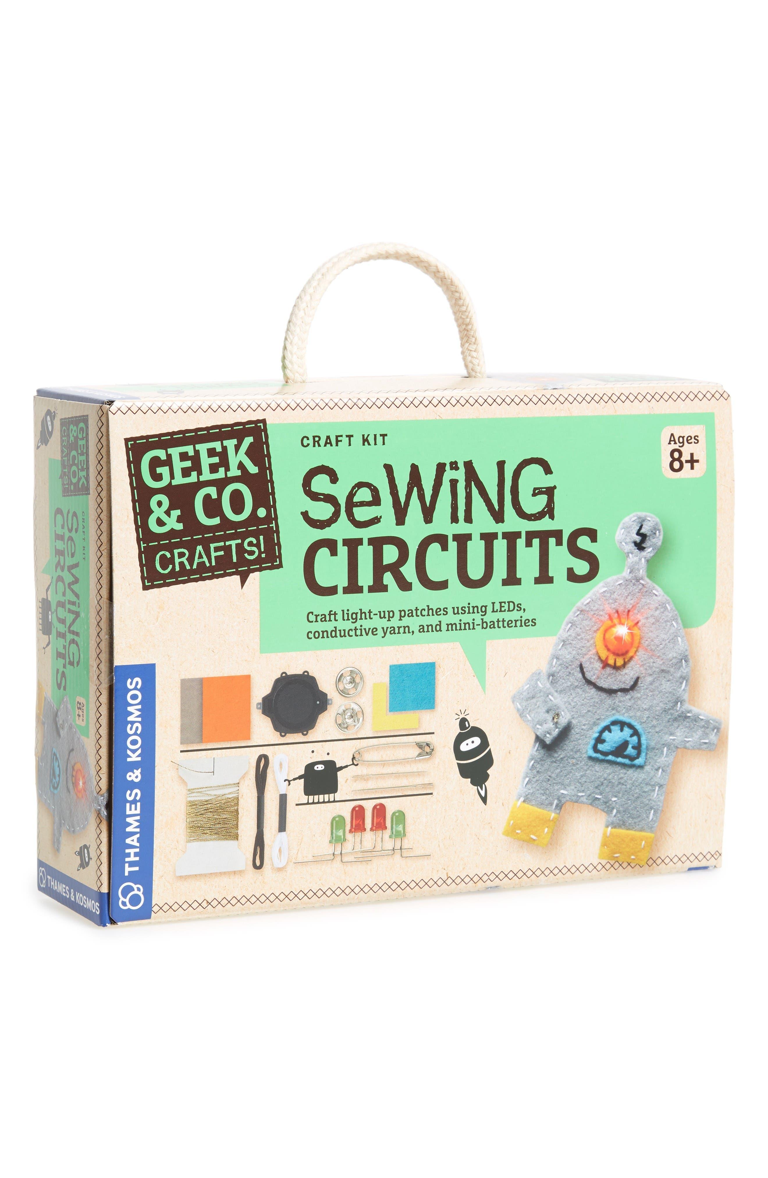 Thames & Kosmos Sewing Circuits Craft Kit