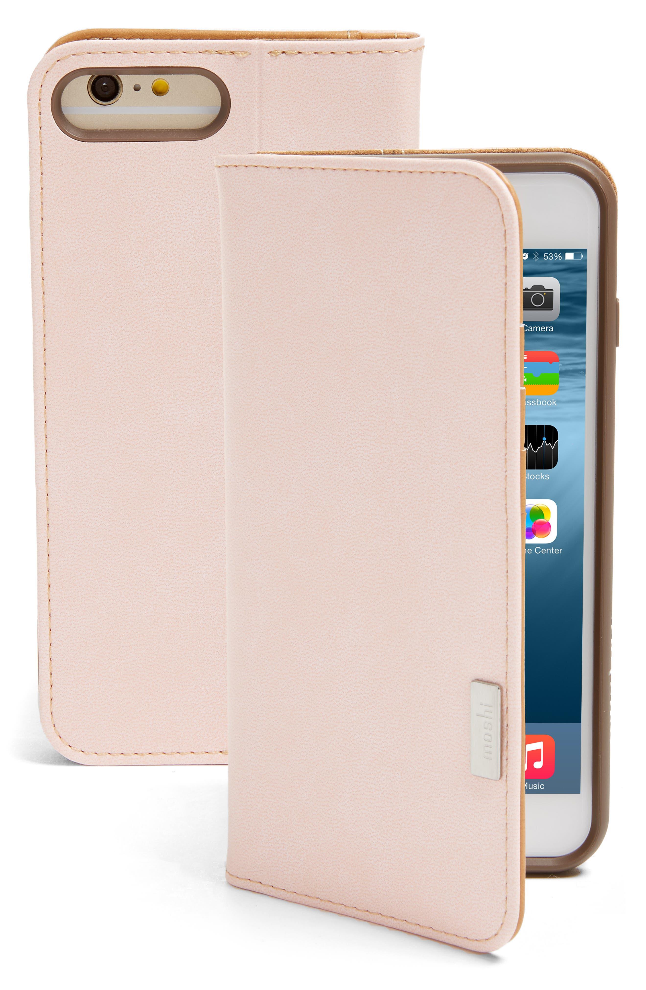 Moshi Overture iPhone 7 Plus Wallet Case
