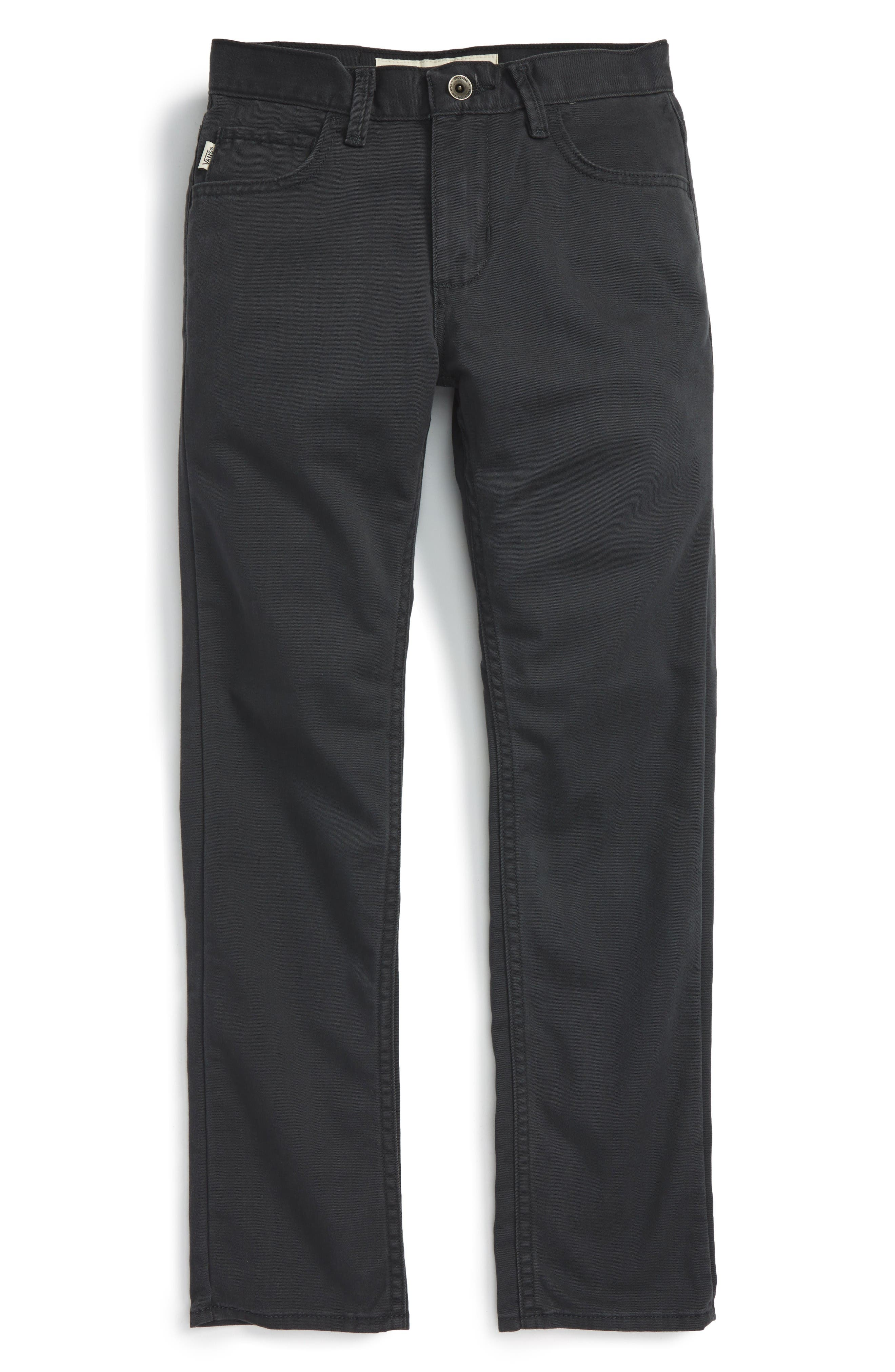 Vans V56 Standard AV Covina Pants (Big Boys)