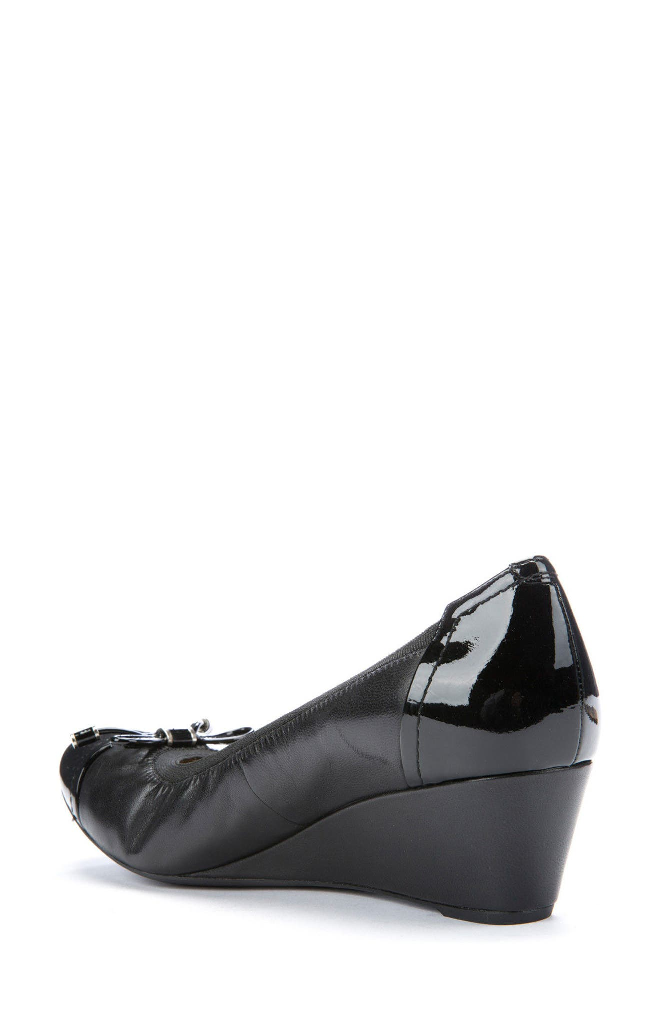 Alternate Image 2  - Geox Floralie 17 Wedge Pump (Women)