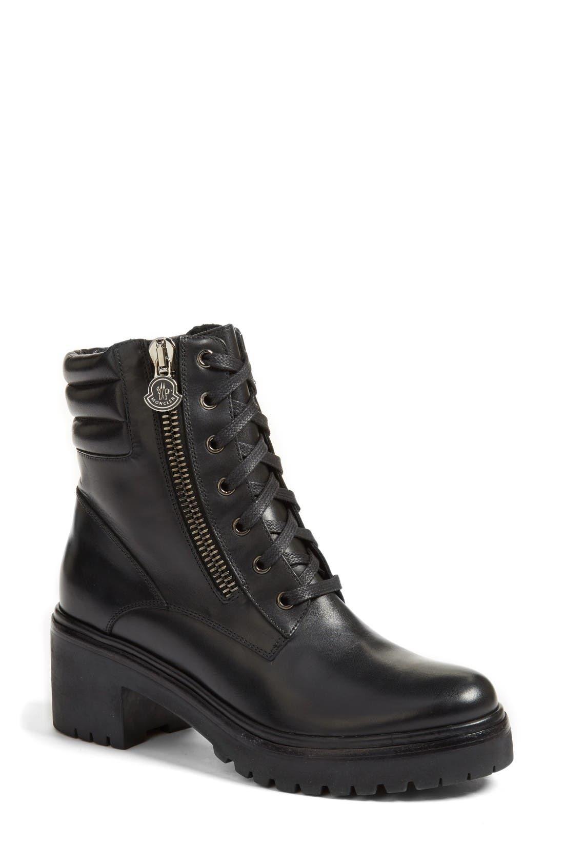 Moncler Viviane Military Boot (Women)