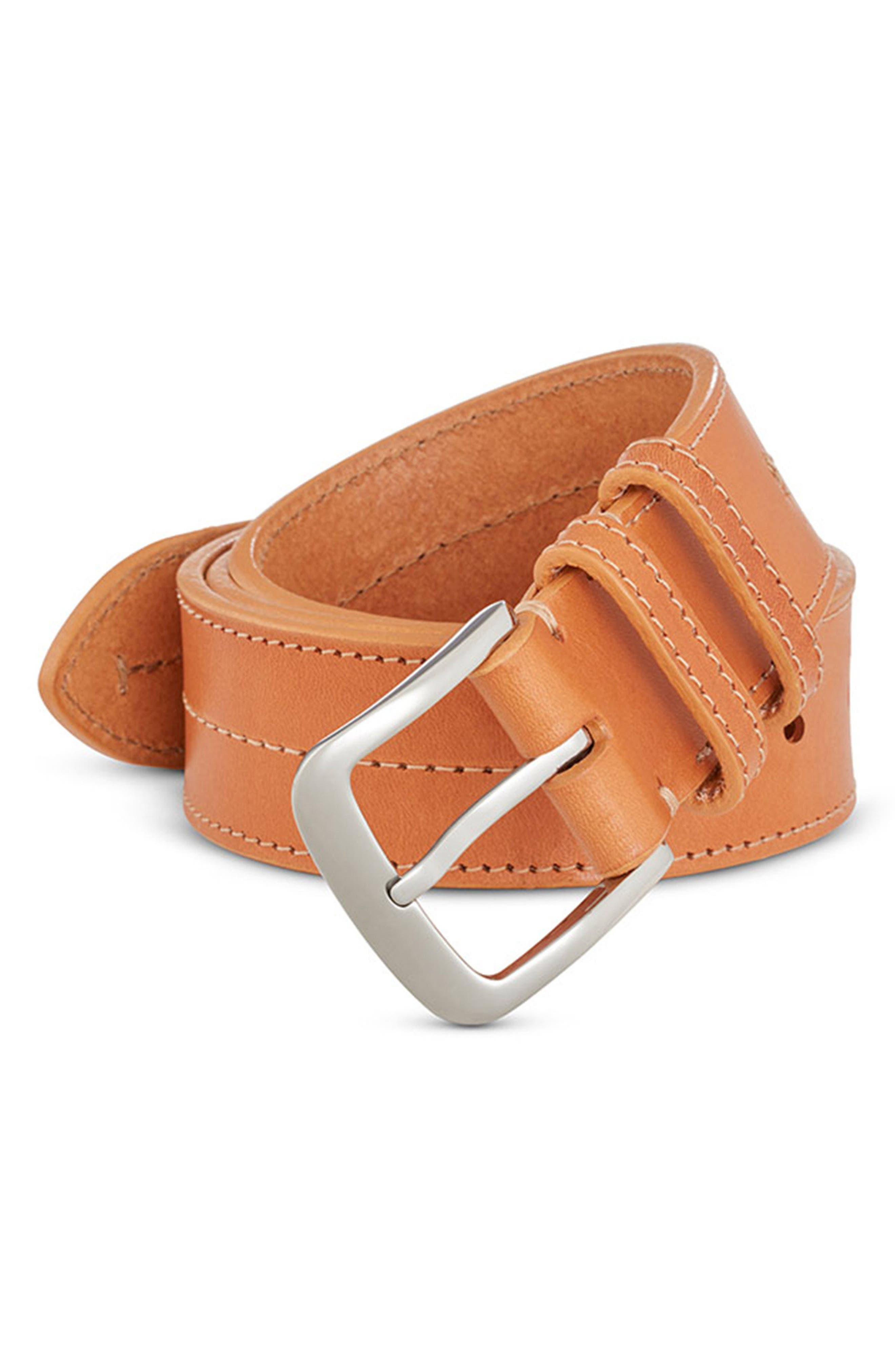 Alternate Image 3  - Shinola Leather Belt
