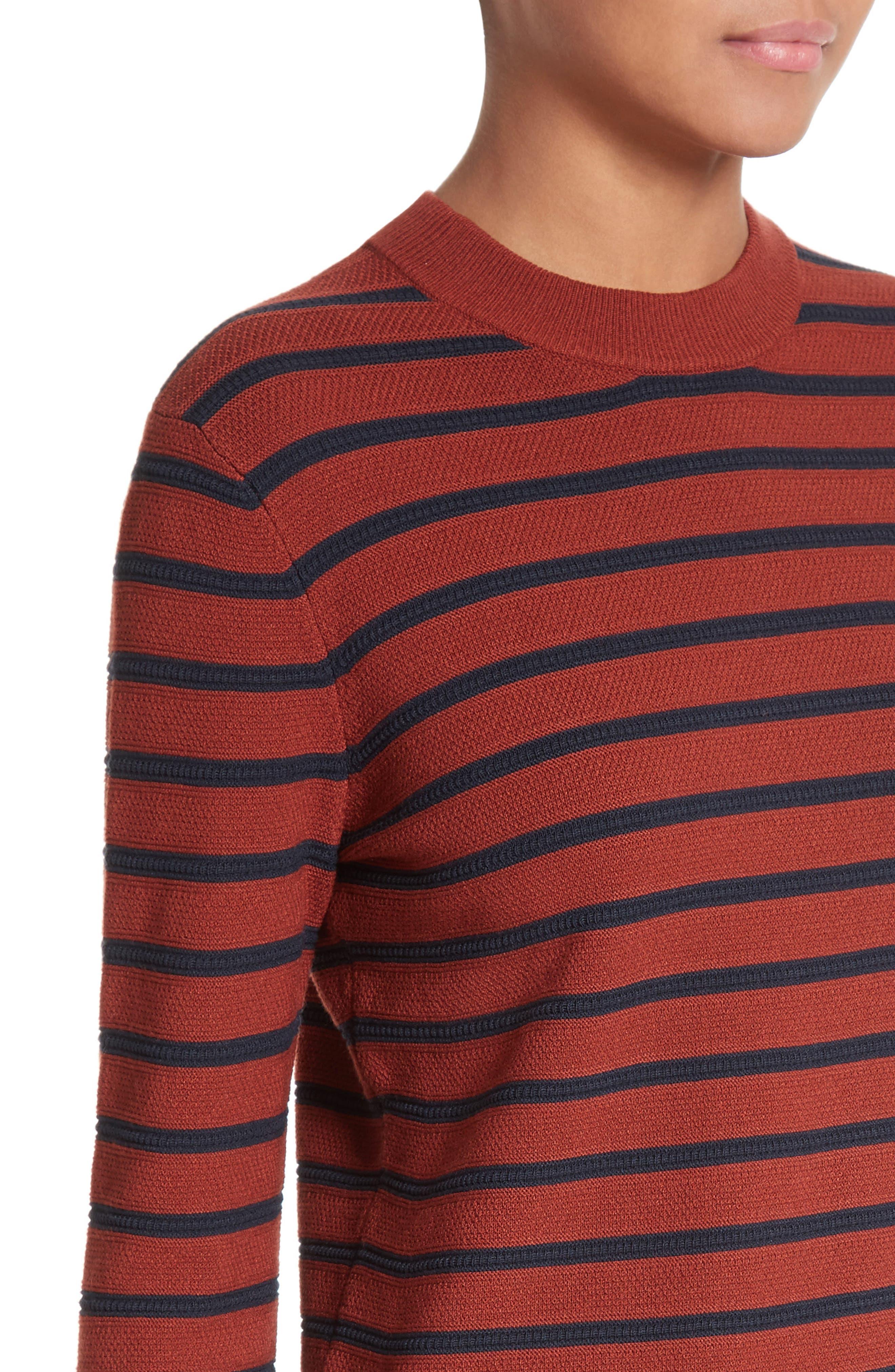 Alternate Image 4  - Theory Lemdora Prosecco Sweater
