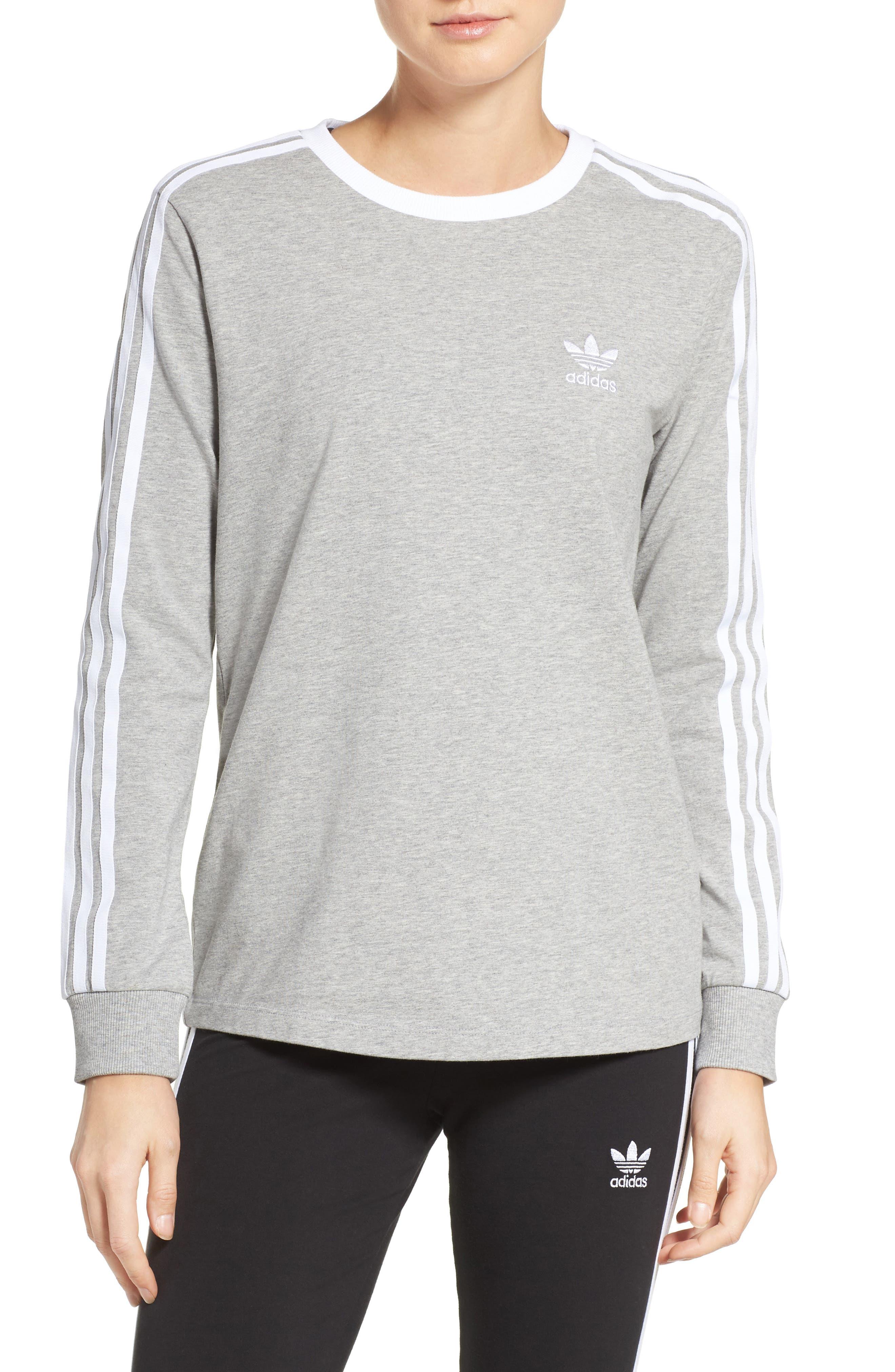 Alternate Image 1 Selected - adidas Originals Jersey Tee