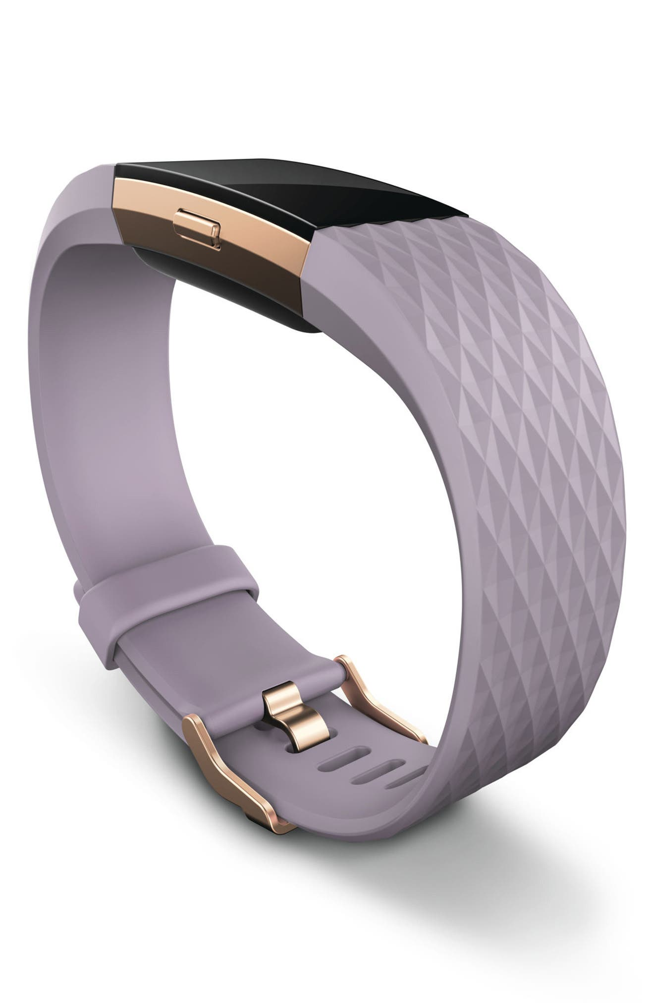 Charge 2 Special Edition Wireless Activity & Heart Rate Tracker,                             Alternate thumbnail 3, color,                             Lavender