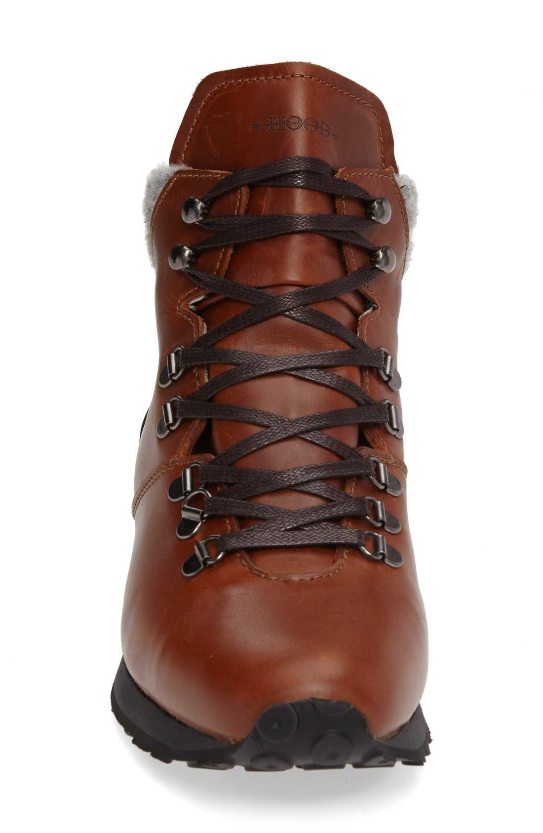 Alternate Image 3  - Hood Rubber Concord Mid Top Wool Cuffed Waterproof Boot (Men)