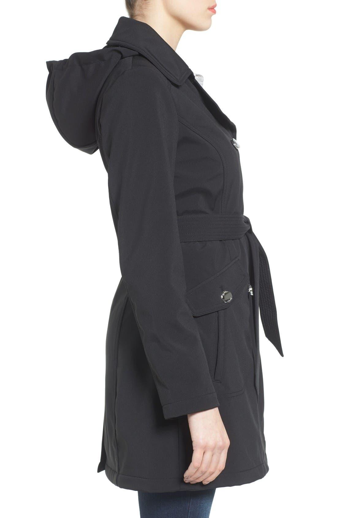 Alternate Image 3  - Jessica Simpson Trench Coat