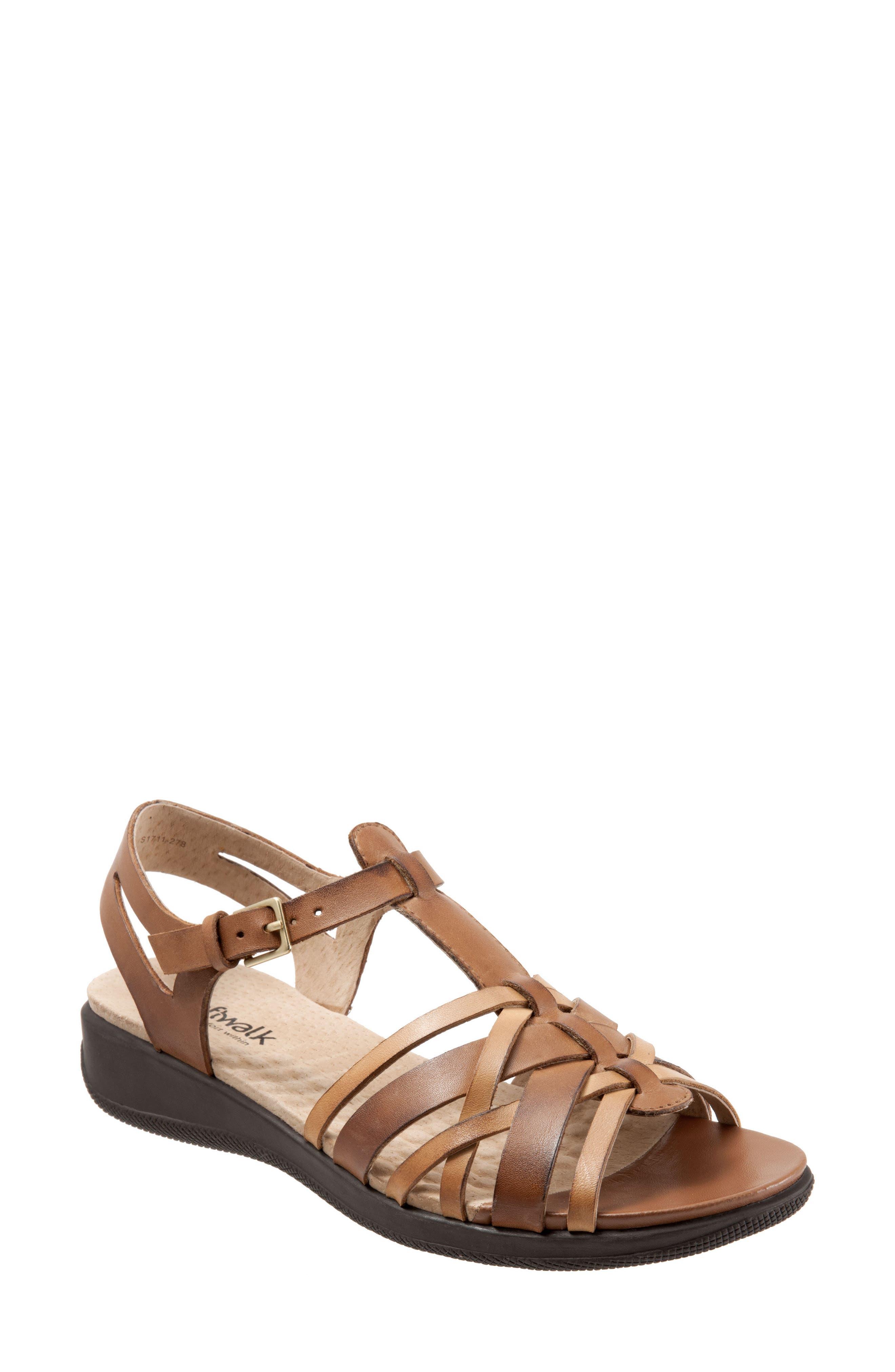 SoftWalk® Waft Sandal (Women)