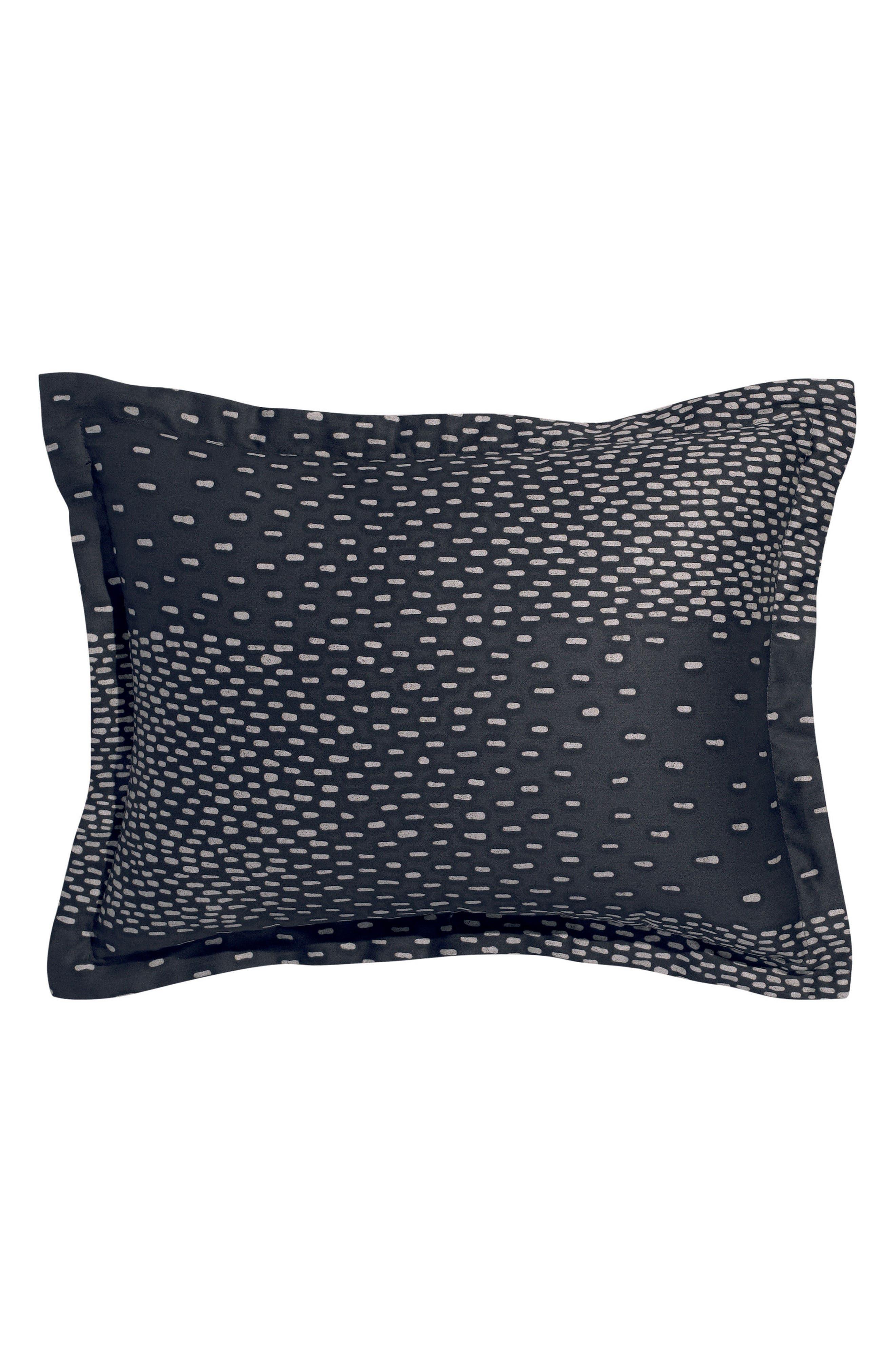 Nova Sky Accent Pillow,                         Main,                         color, Black
