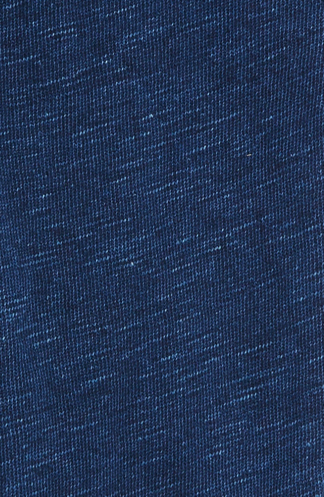 Double Knit Jogger Pants,                             Alternate thumbnail 3, color,                             Dark Stone