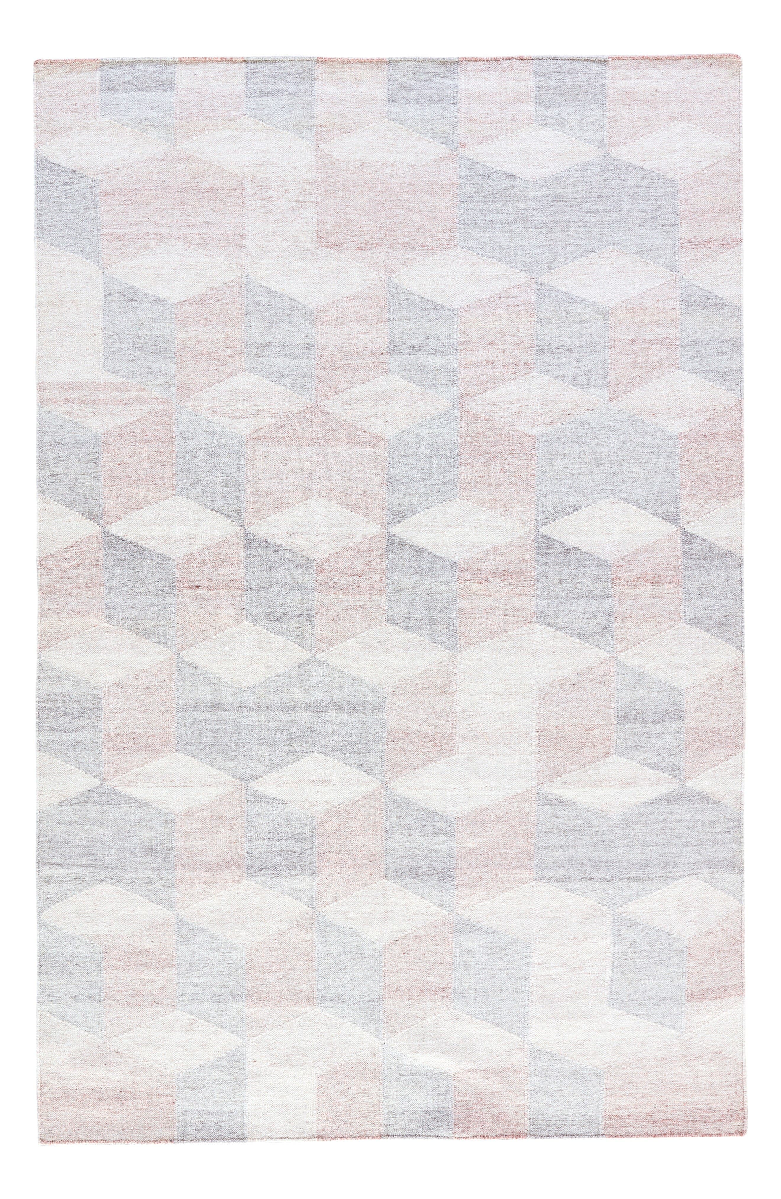 Jaipur Pyramid Blocks Rug