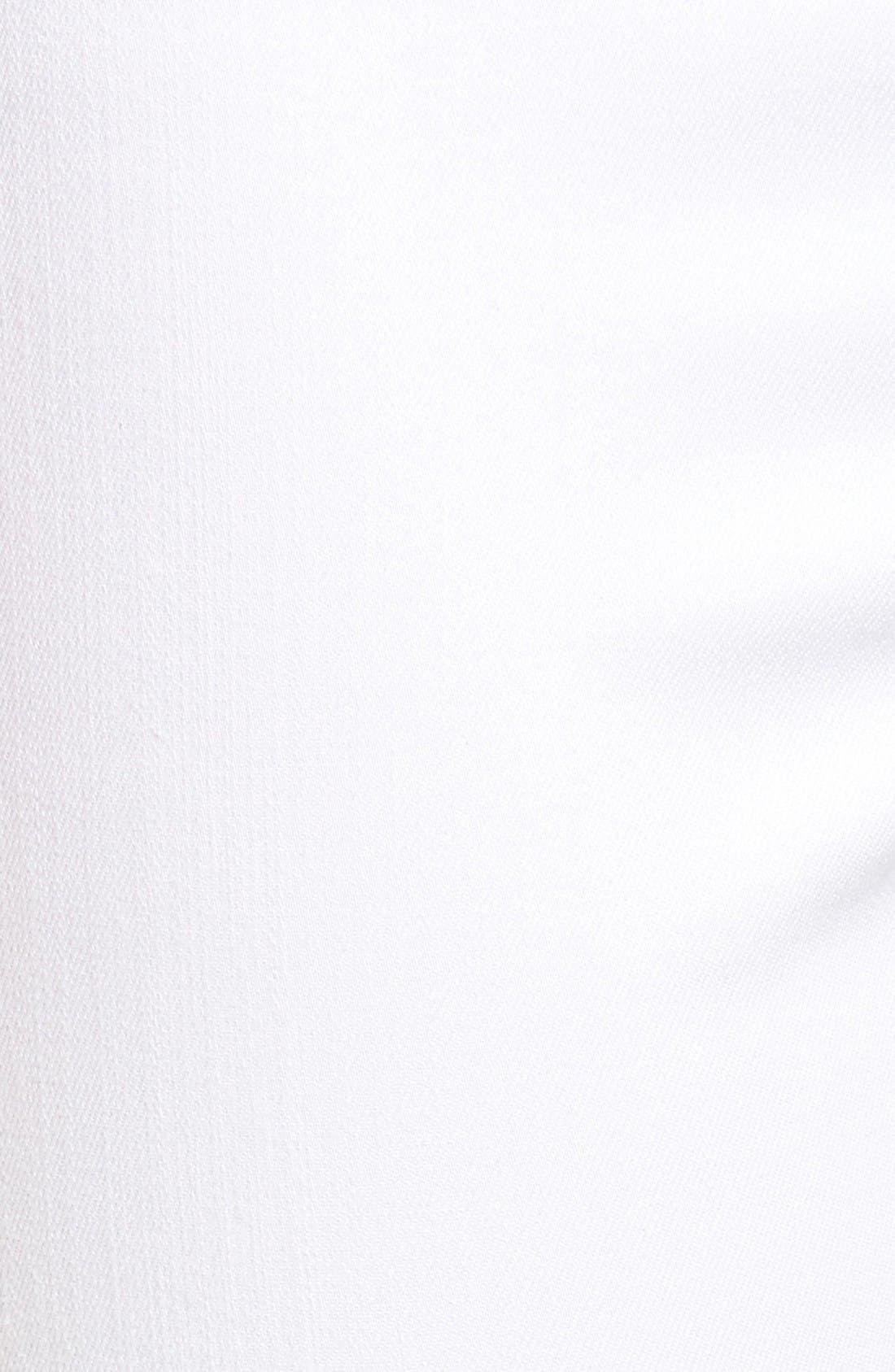 Alternate Image 6  - Caslon® Distressed Skinny Jeans (Regular & Petite)