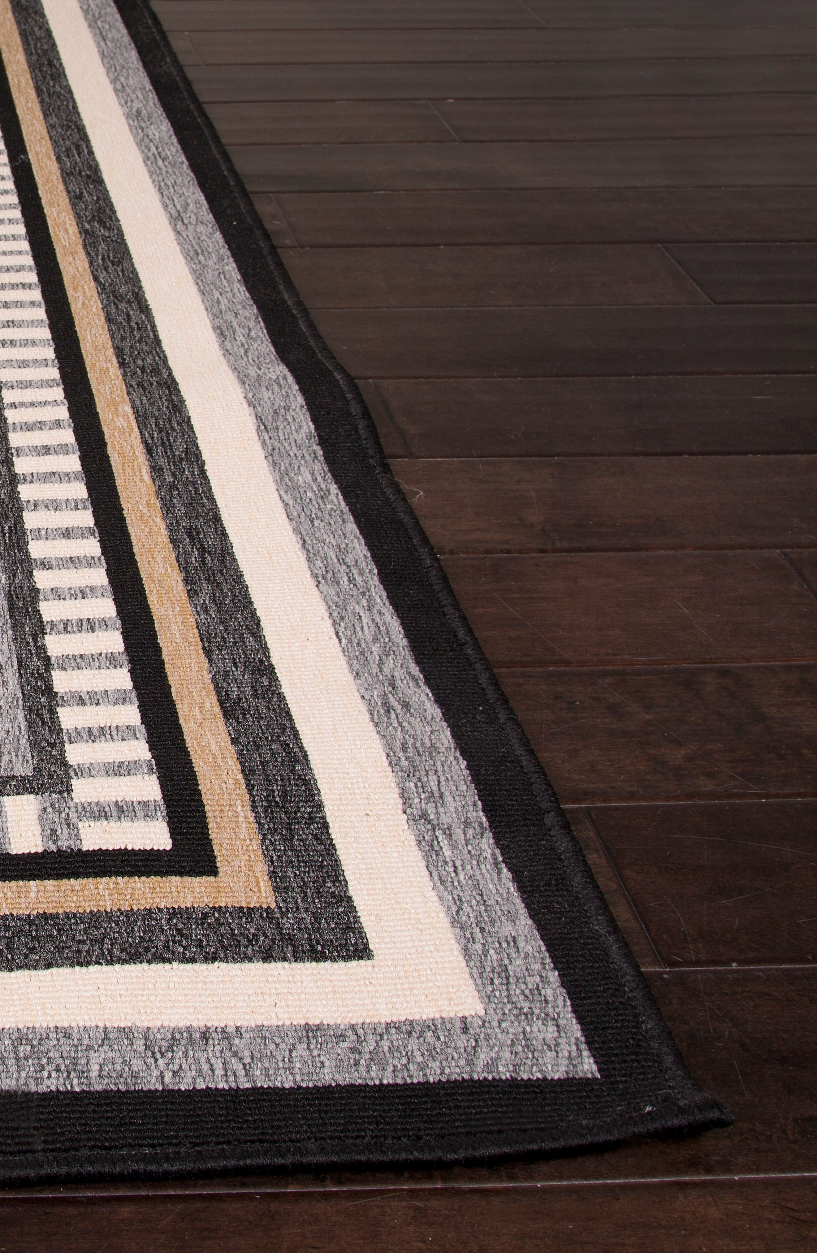 Alternate Image 2  - Jaipur Border Monument Indoor/Outdoor Rug