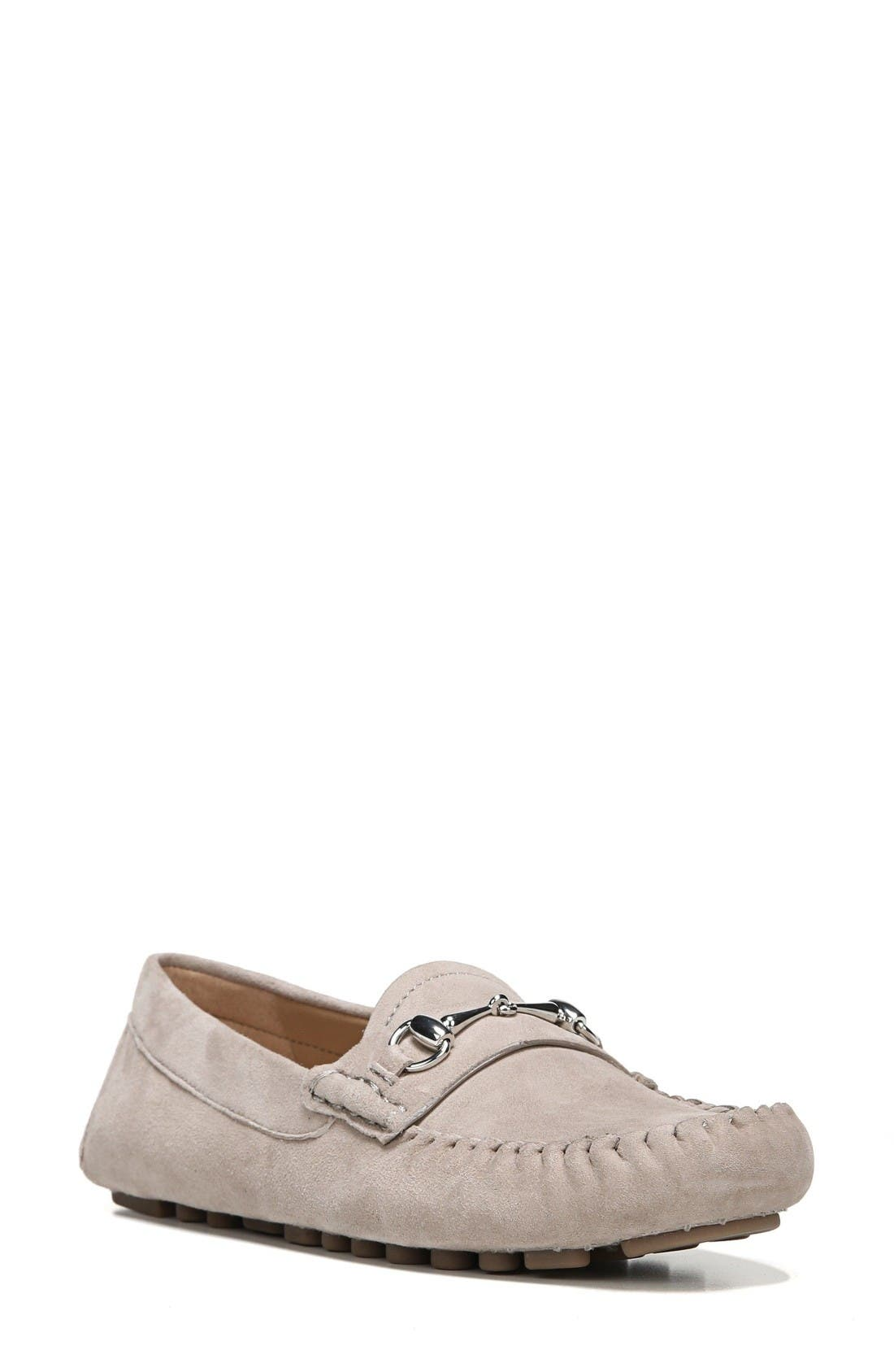 Galatea Loafer,                         Main,                         color, Taupe Suede