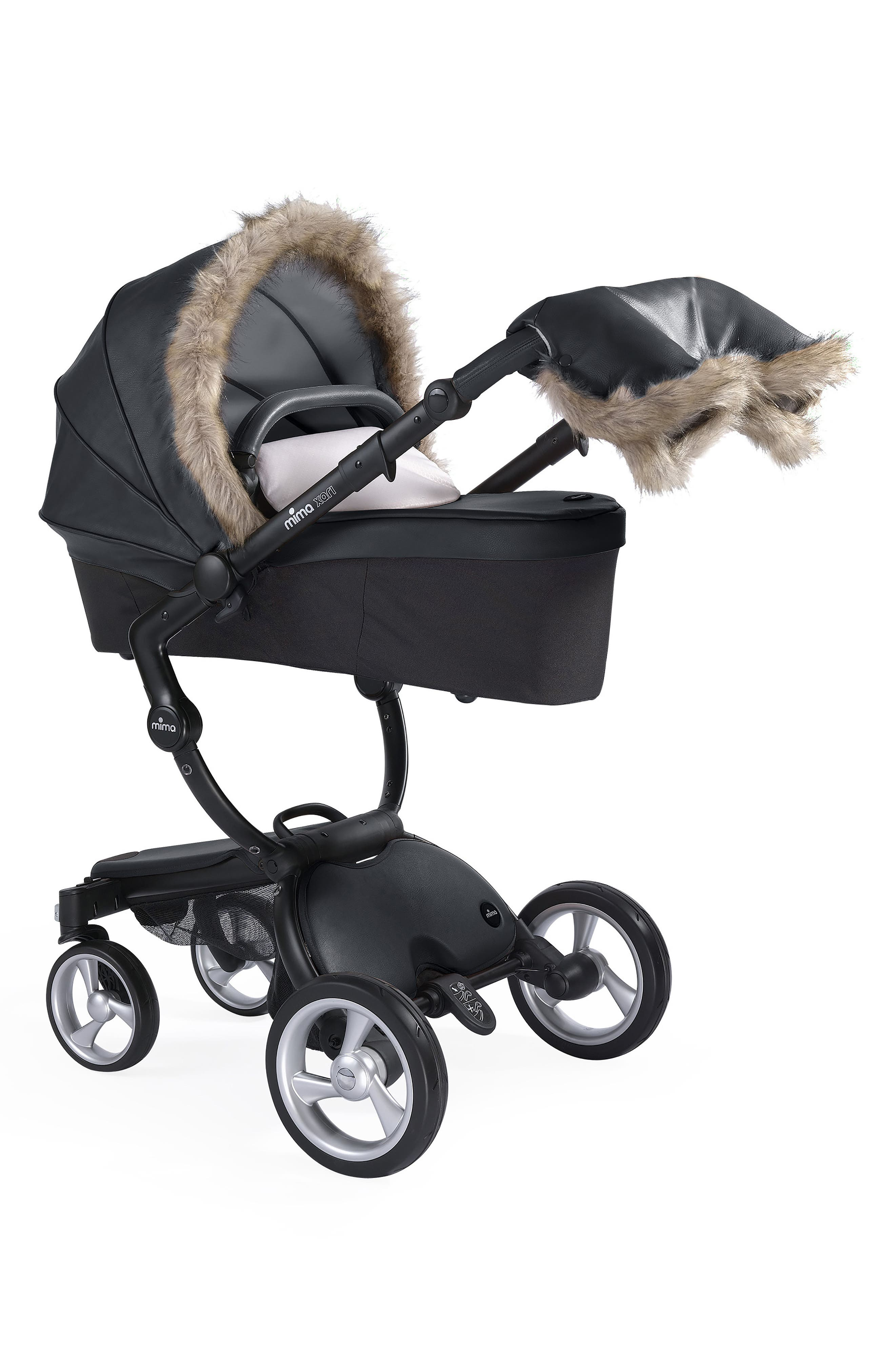 Winter Outfit Set for Mima Xari Stroller,                         Main,                         color, Black