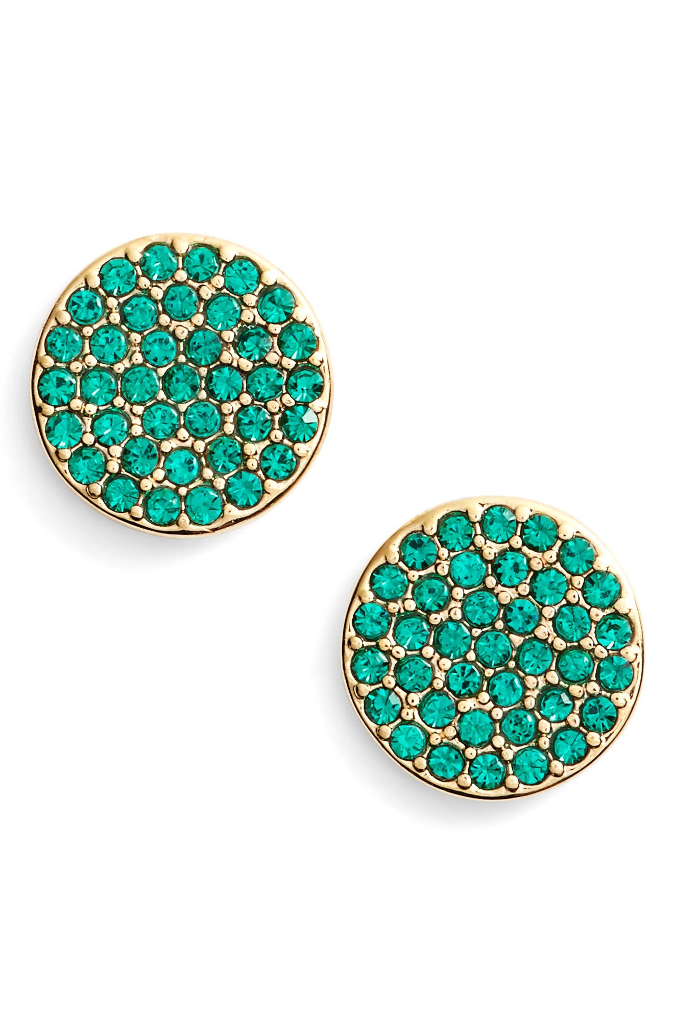 Main Image - kate spade new york shine on stud earrings