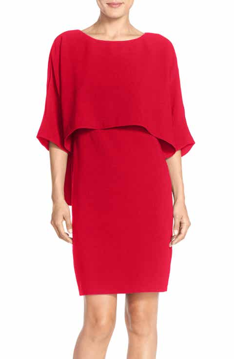 Women's Red Sheath Dresses | Nordstrom