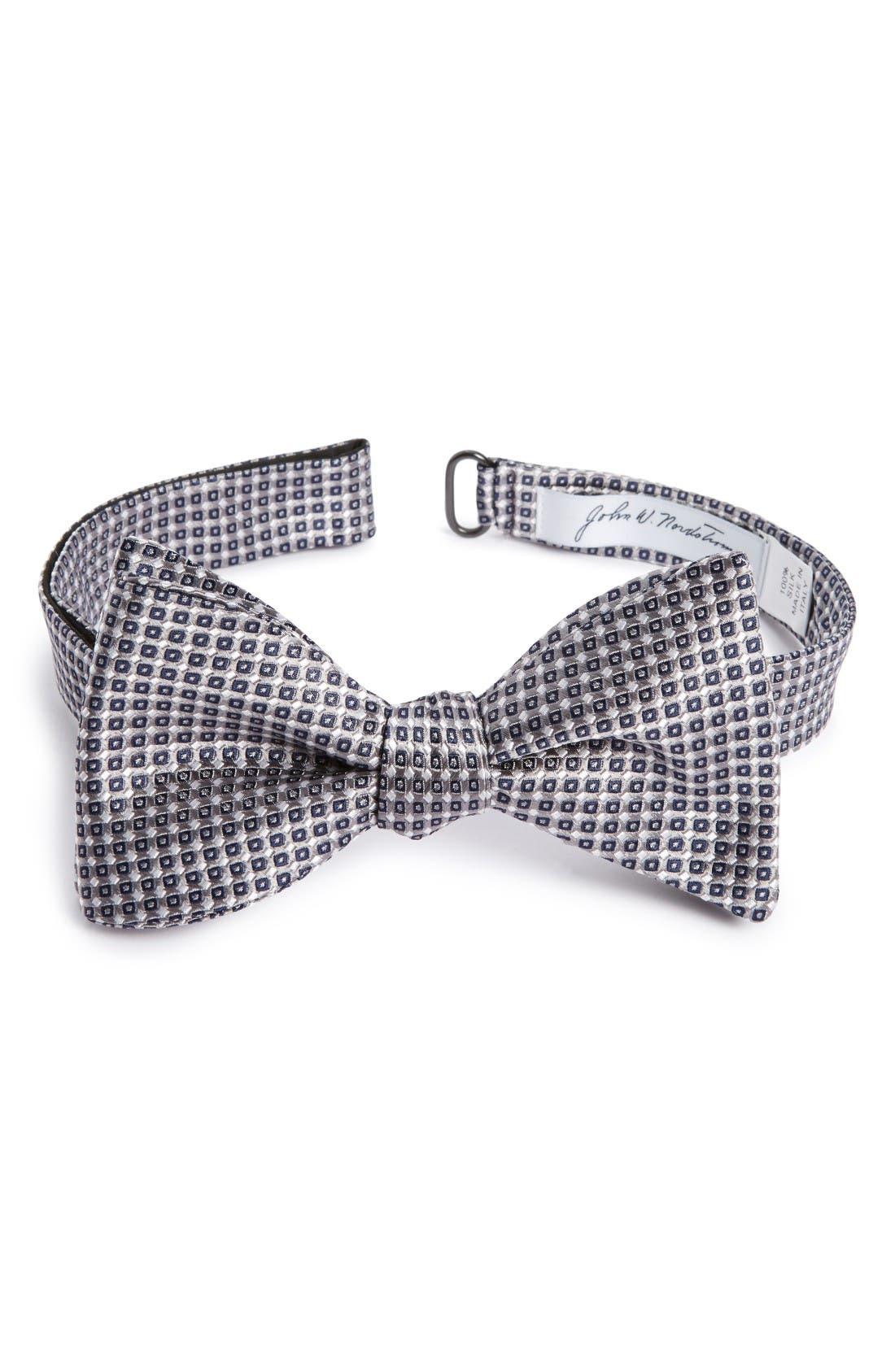John W. Nordstrom® Unity Mini Silk Bow Tie