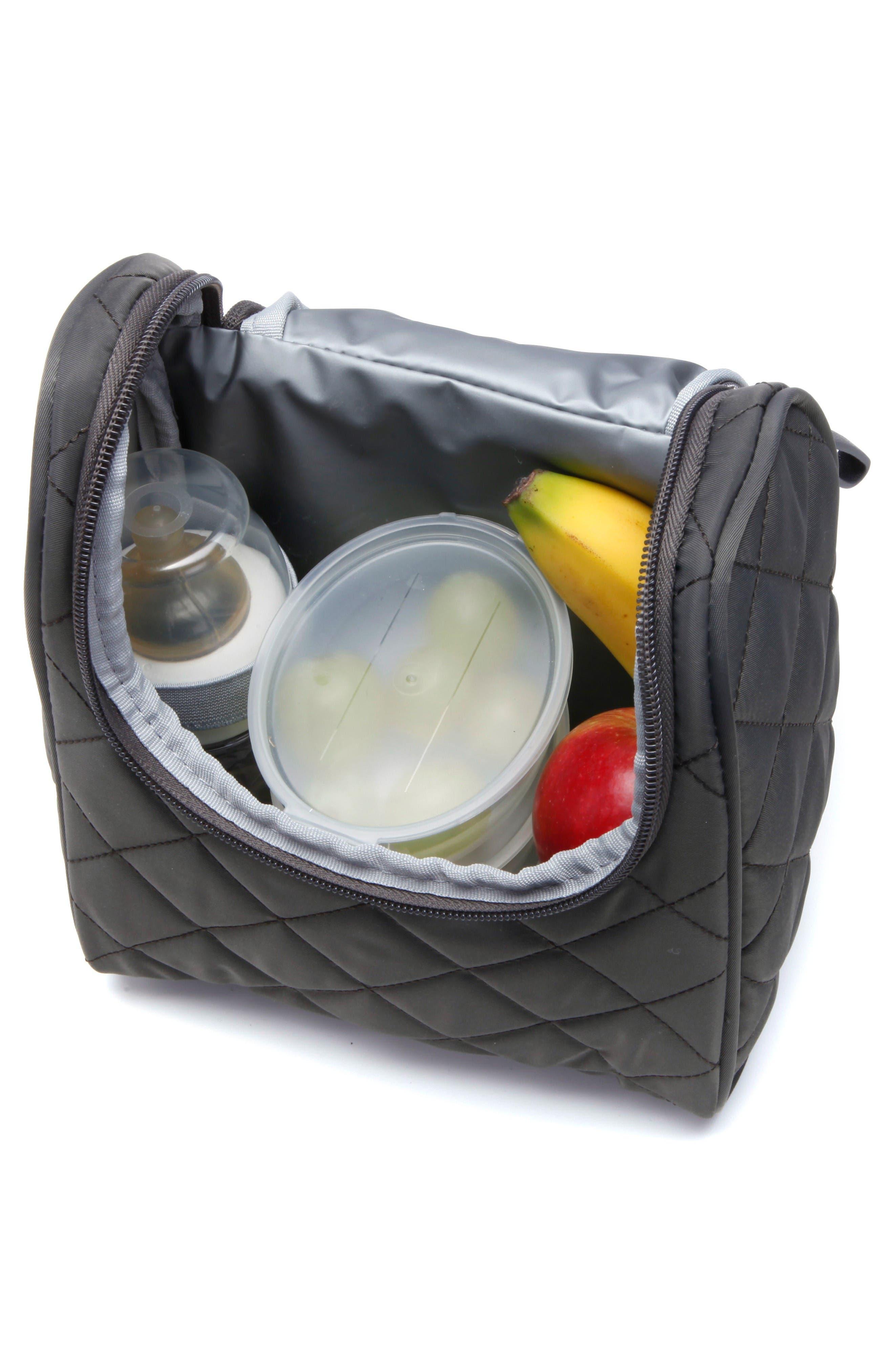 Alternate Image 4  - Storksak Bobby Diaper Bag