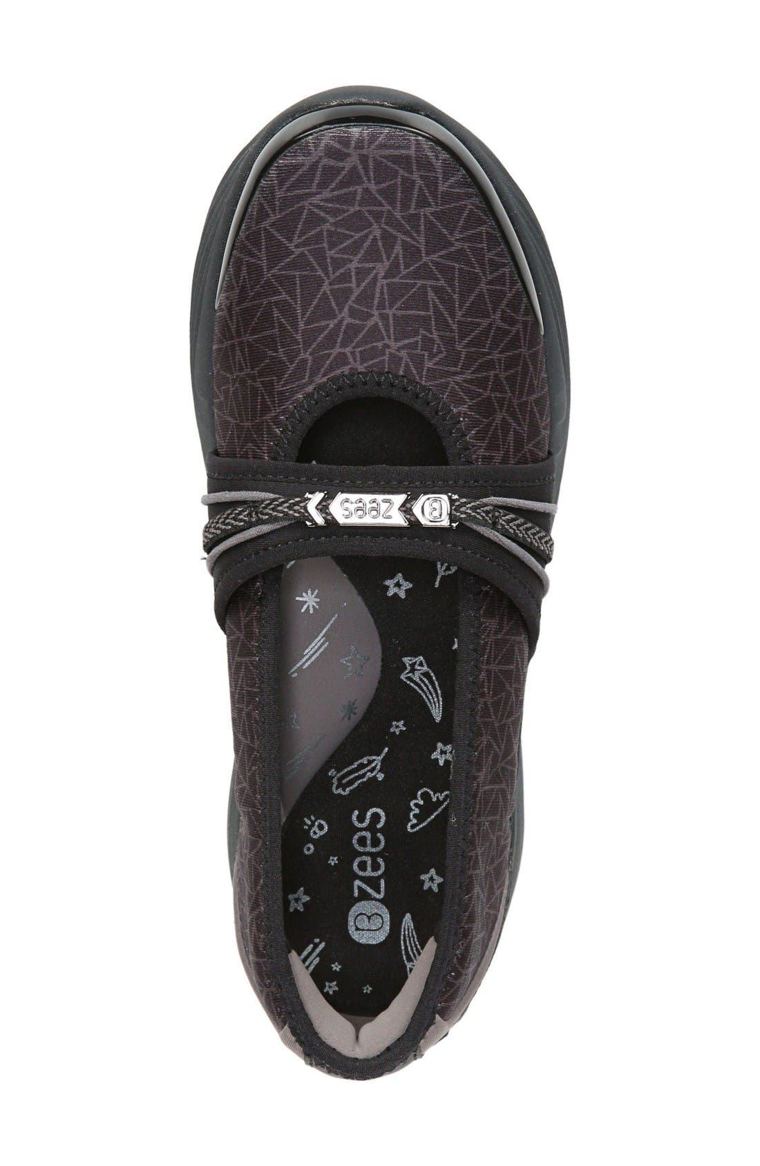 Alternate Image 3  - BZees Twinkle Slip-On Sneaker (Women)