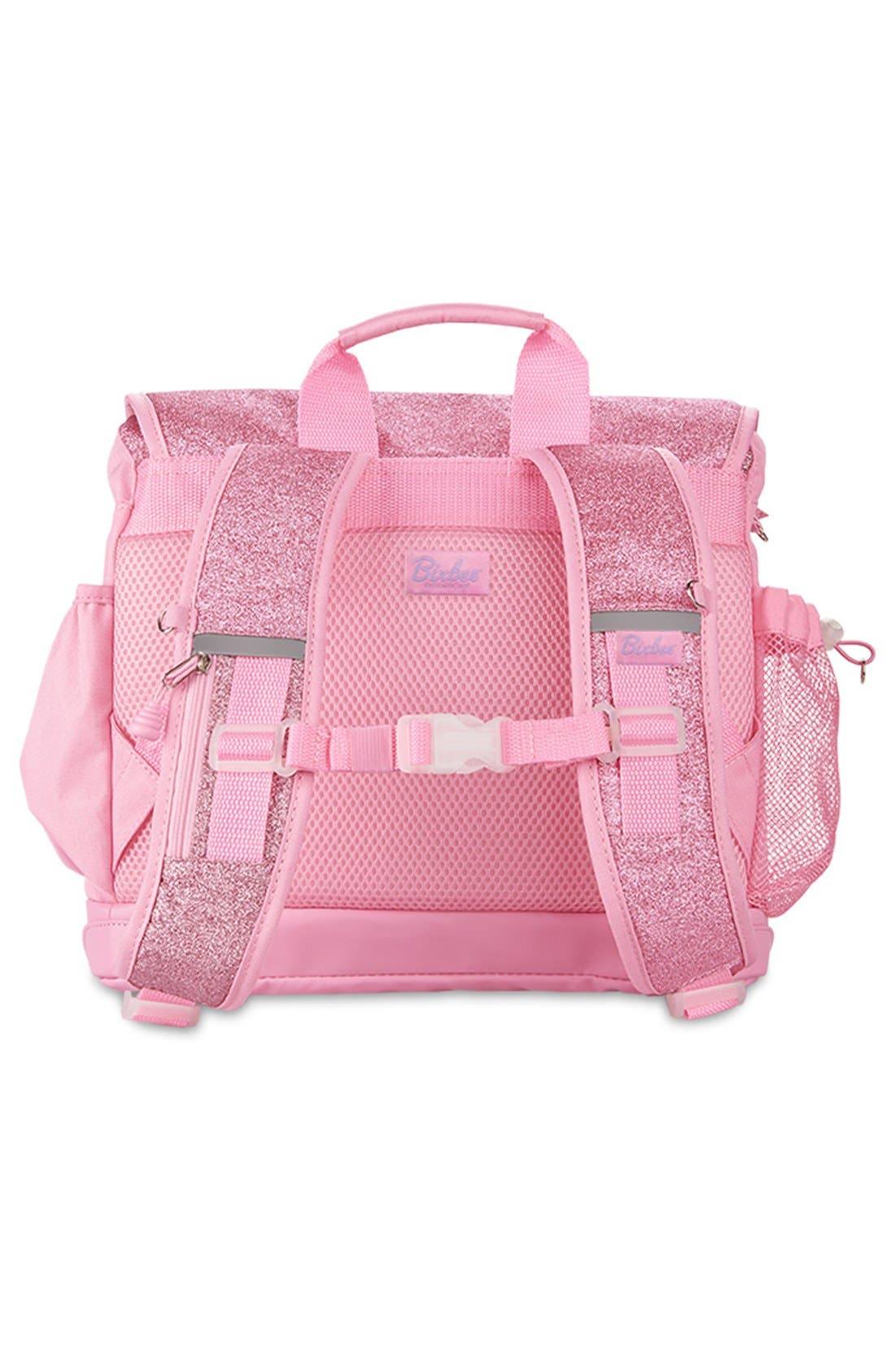 'Large Sparkalicious' Backpack,                             Alternate thumbnail 2, color,                             Pink