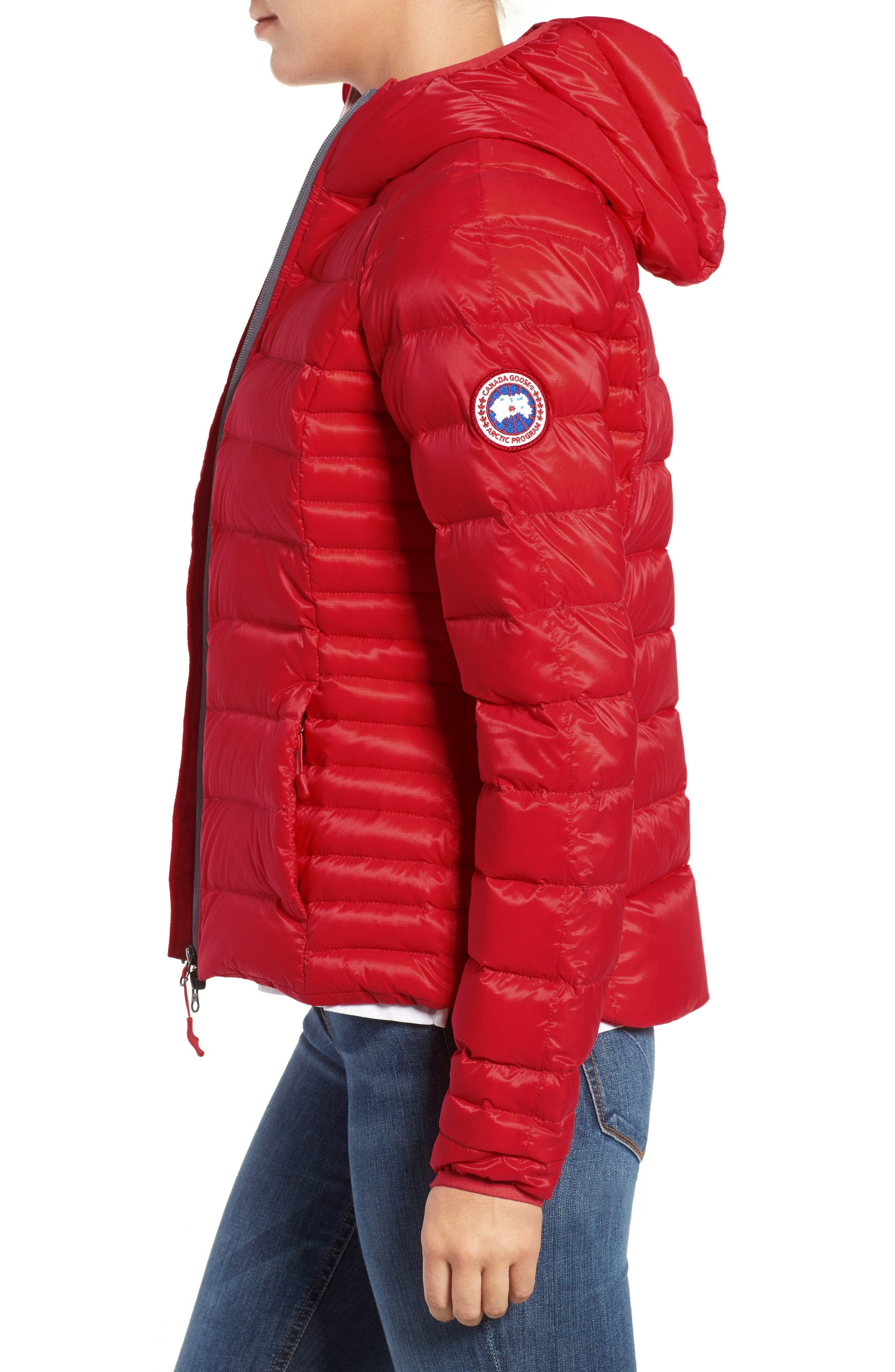 Alternate Image 3  - Canada Goose 'Brookvale' Packable Hooded Quilted Down Jacket