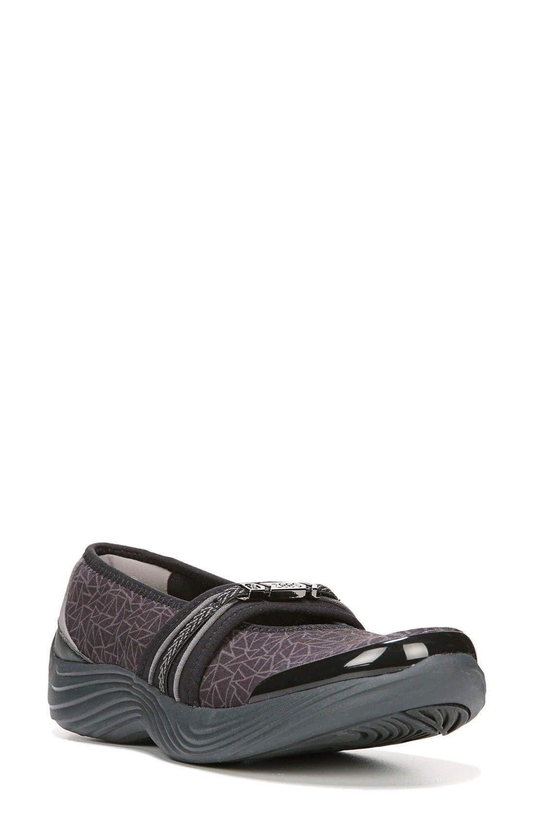 Alternate Image 1 Selected - BZees Twinkle Slip-On Sneaker (Women)