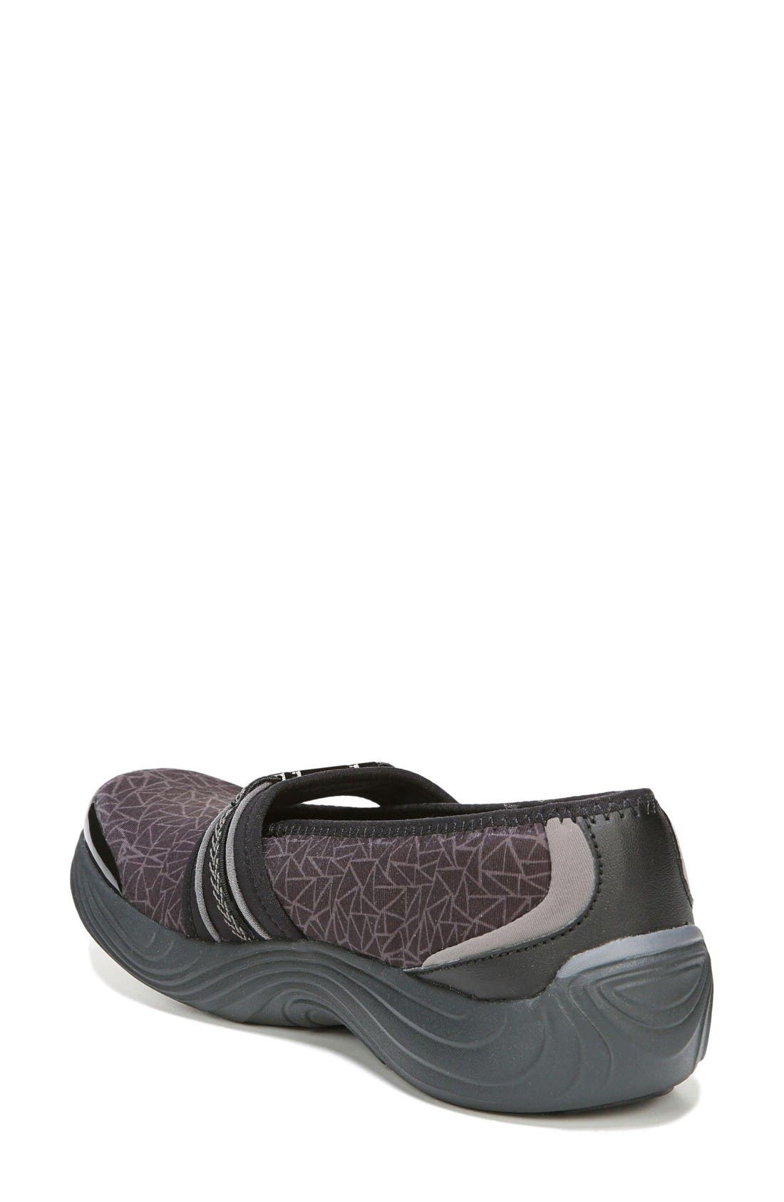 Alternate Image 2  - BZees Twinkle Slip-On Sneaker (Women)