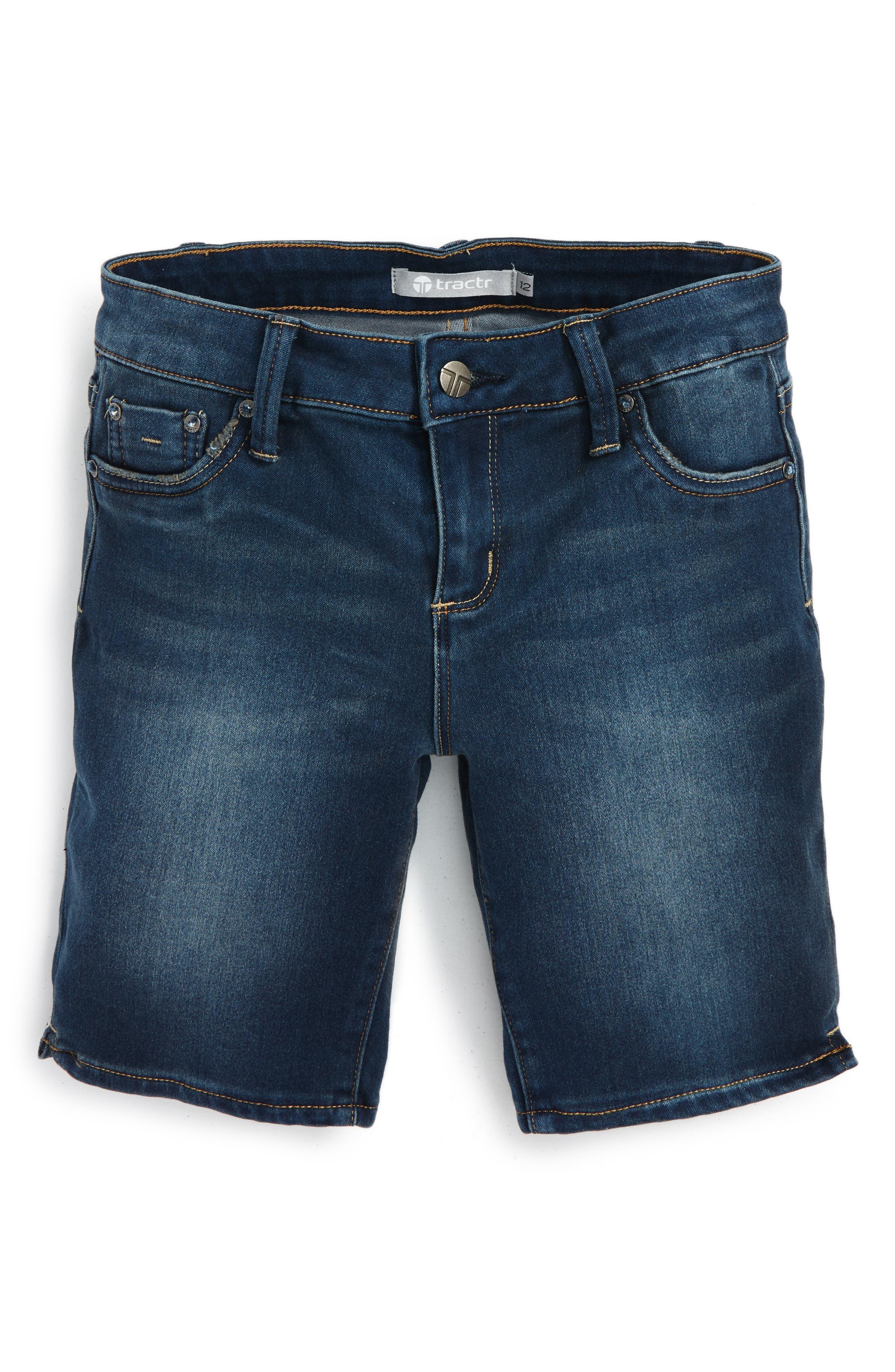 Tractr Bermuda Shorts (Big Girls)