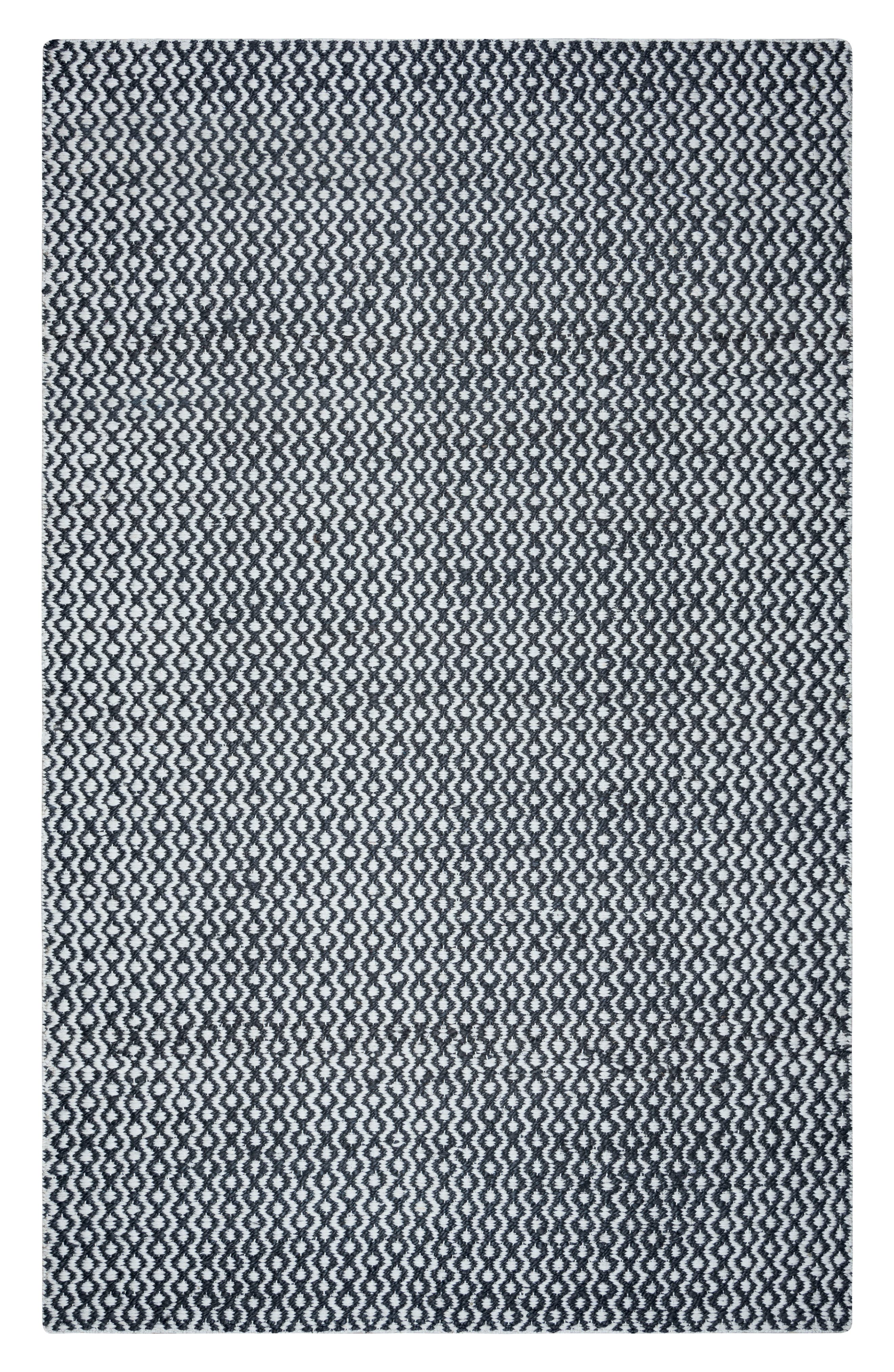 Main Image - Rizzy Home 'Ellington' Hand Loomed Jute & Wool Area Rug