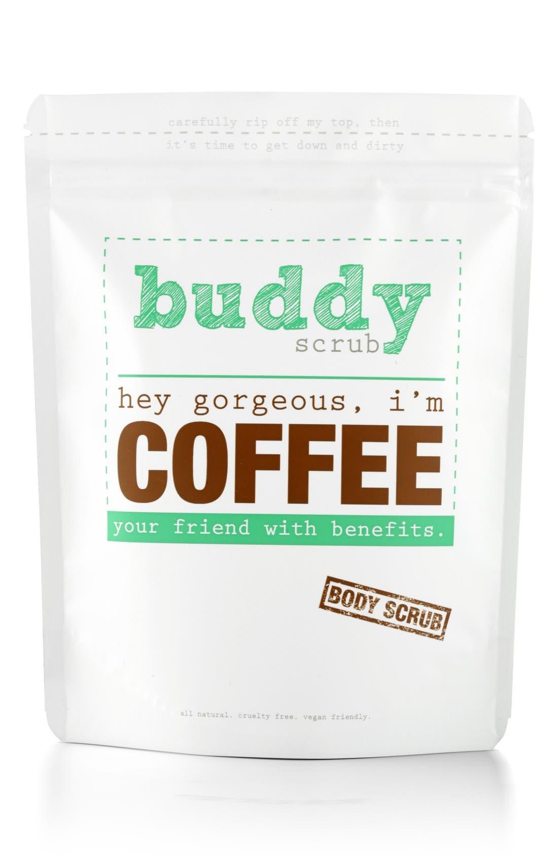 Buddy Scrub Coffee Body Scrub