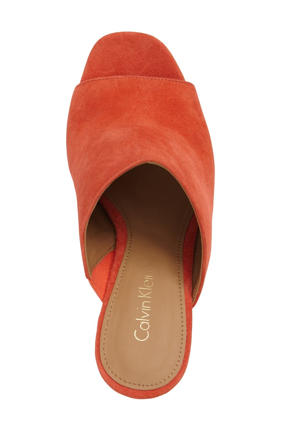 Alternate Image 3  - Calvin Klein Cicelle Mule (Women)