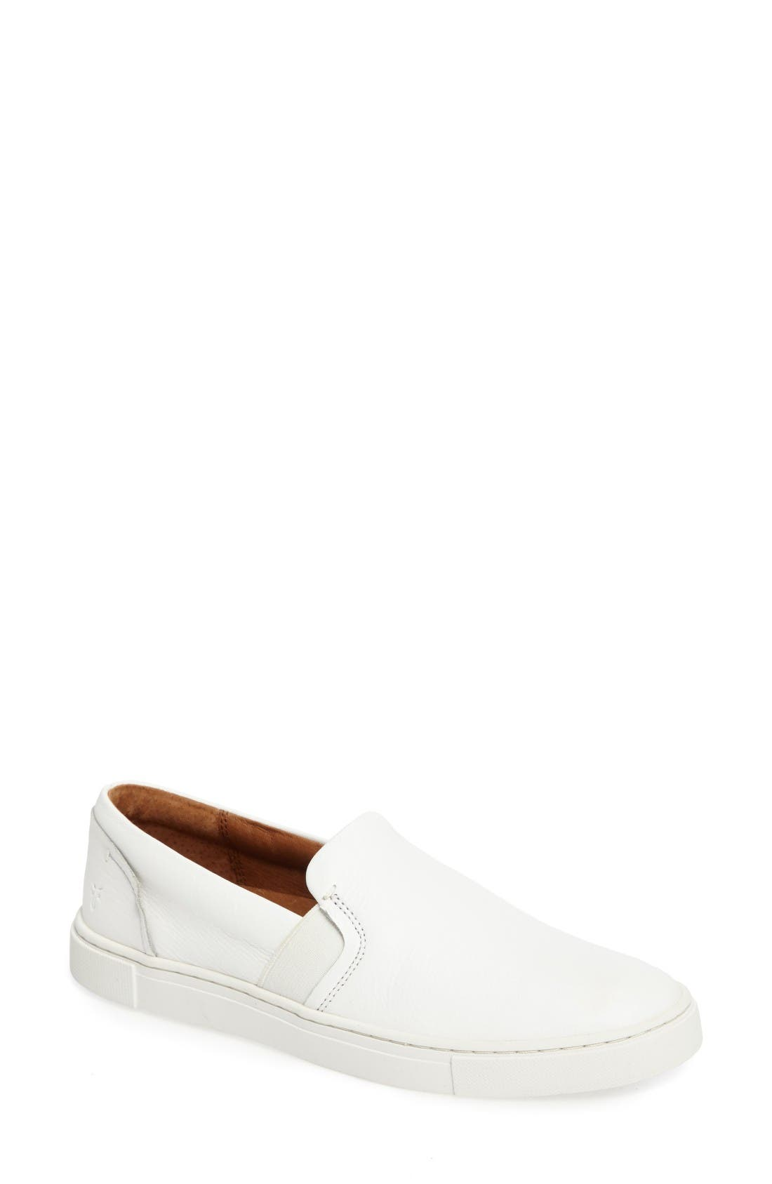 Alternate Image 1 Selected - Frye Ivy Slip-On Sneaker (Women)